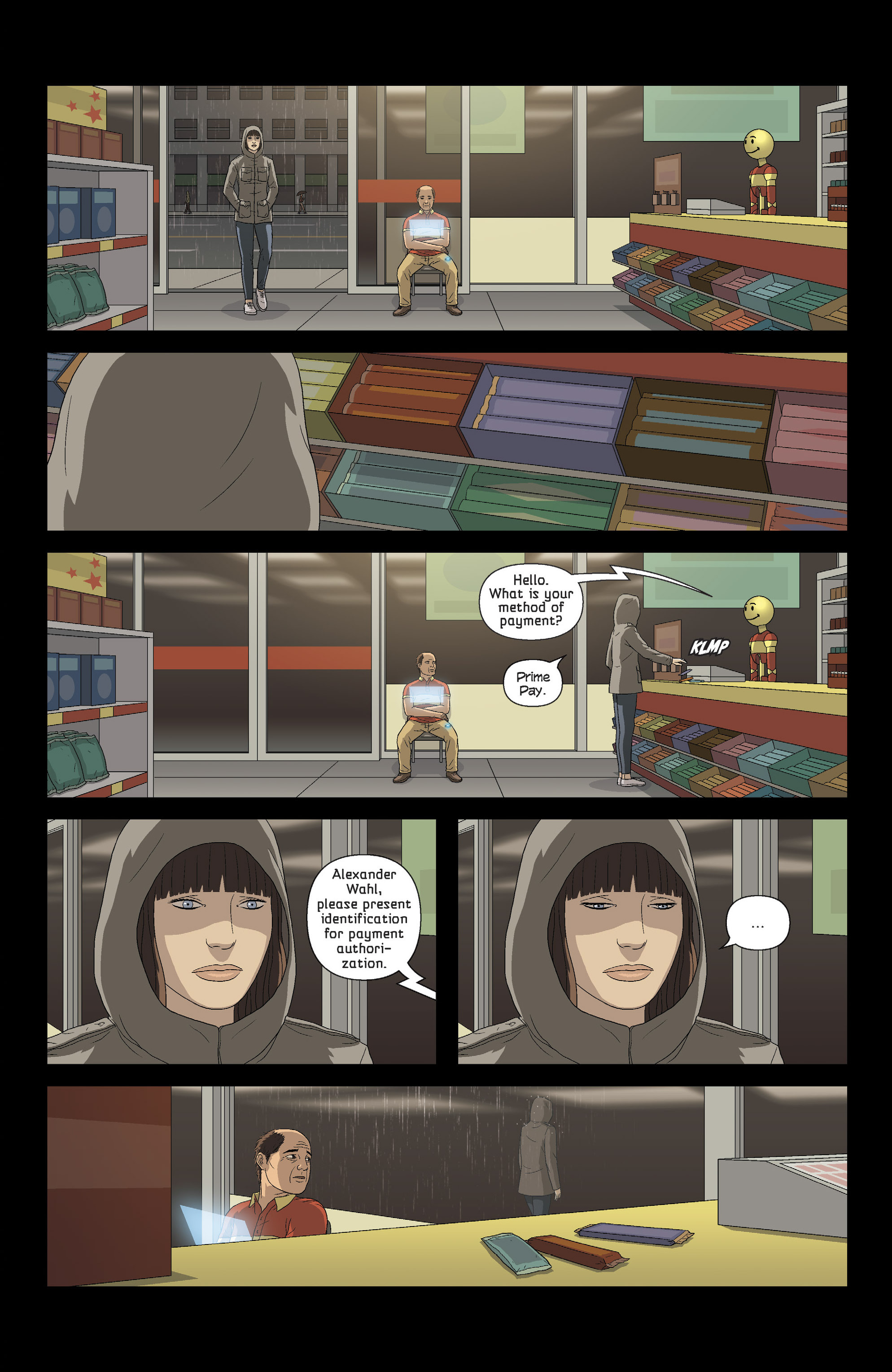 Read online Alex   Ada comic -  Issue # _TPB 2 - 96