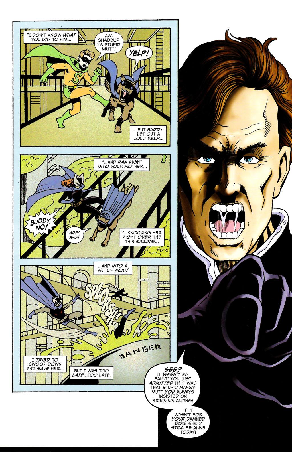 Read online ShadowHawk (2005) comic -  Issue #11 - 11