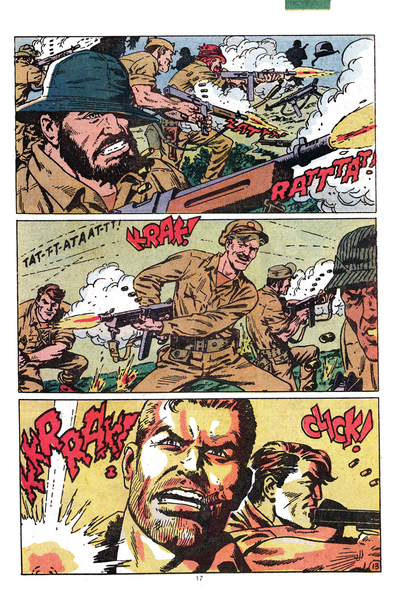 Read online Sgt. Fury comic -  Issue #164 - 19