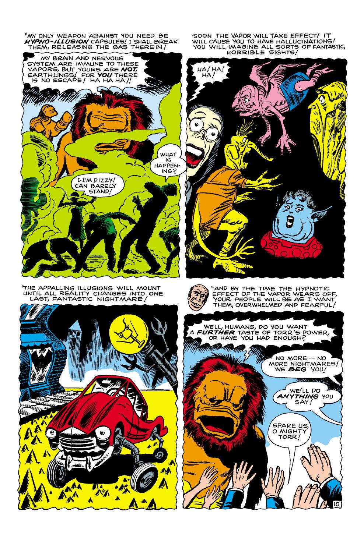 Read online Amazing Adventures (1961) comic -  Issue #1 - 12