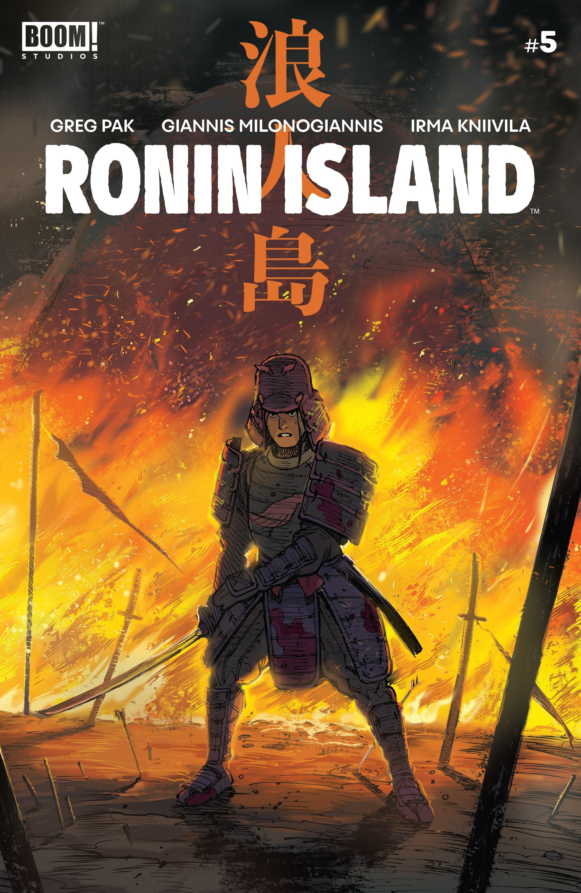 Ronin Island 5 Page 1