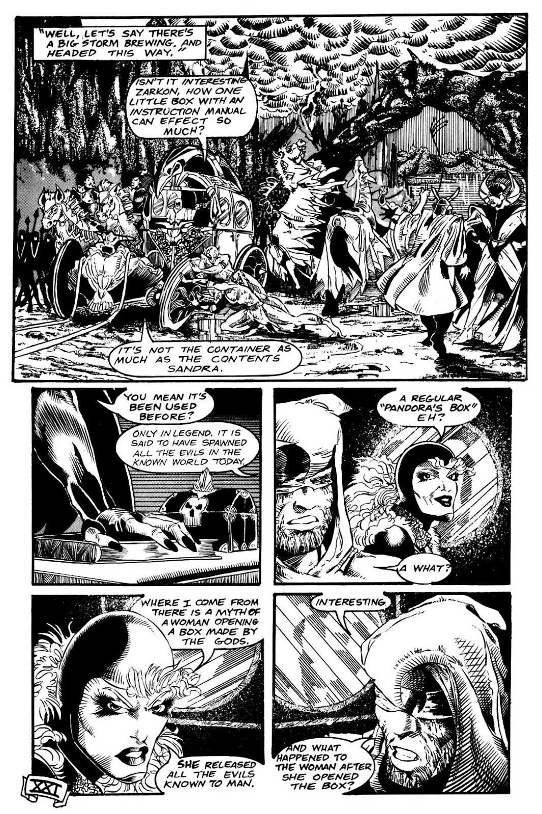 The Realm (1986) issue 20 - Page 25