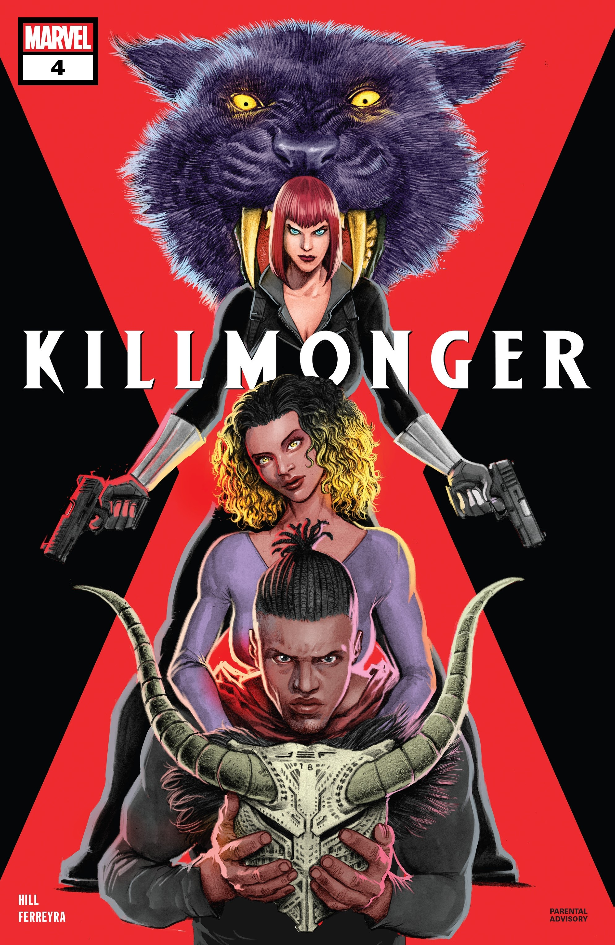 Killmonger 4 Page 1
