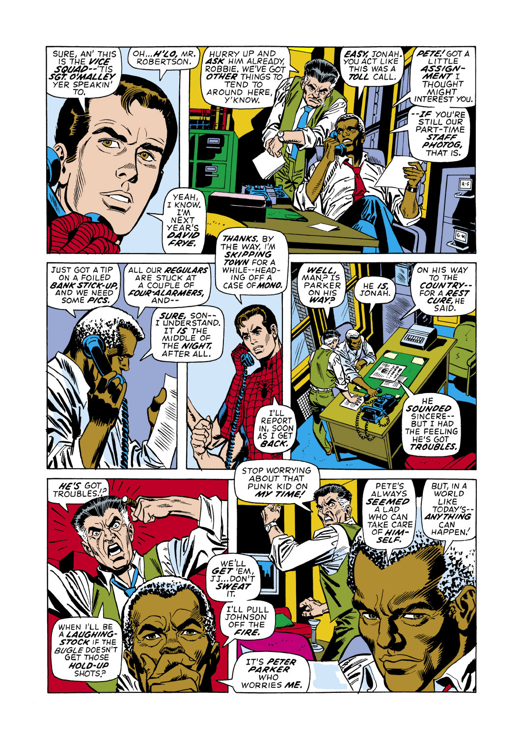 The Amazing Spider-Man (1963) 101 Page 5
