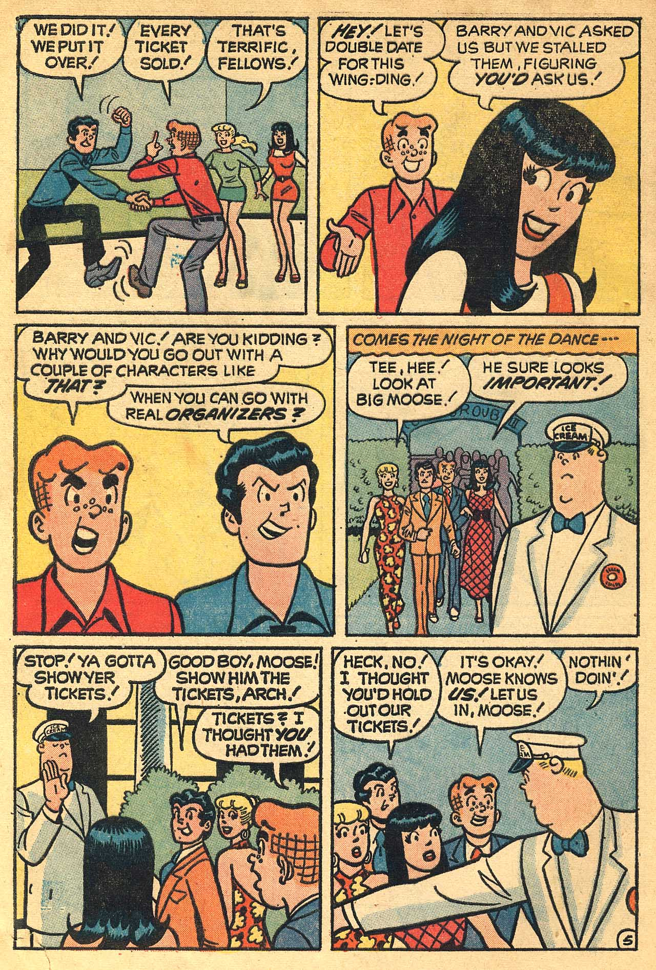 Read online Archie (1960) comic -  Issue #224 - 32