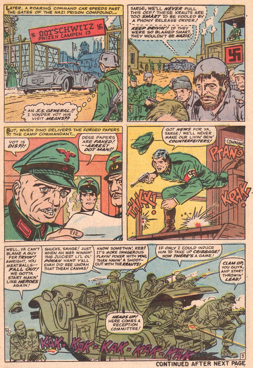 Read online Sgt. Fury comic -  Issue #80 - 14