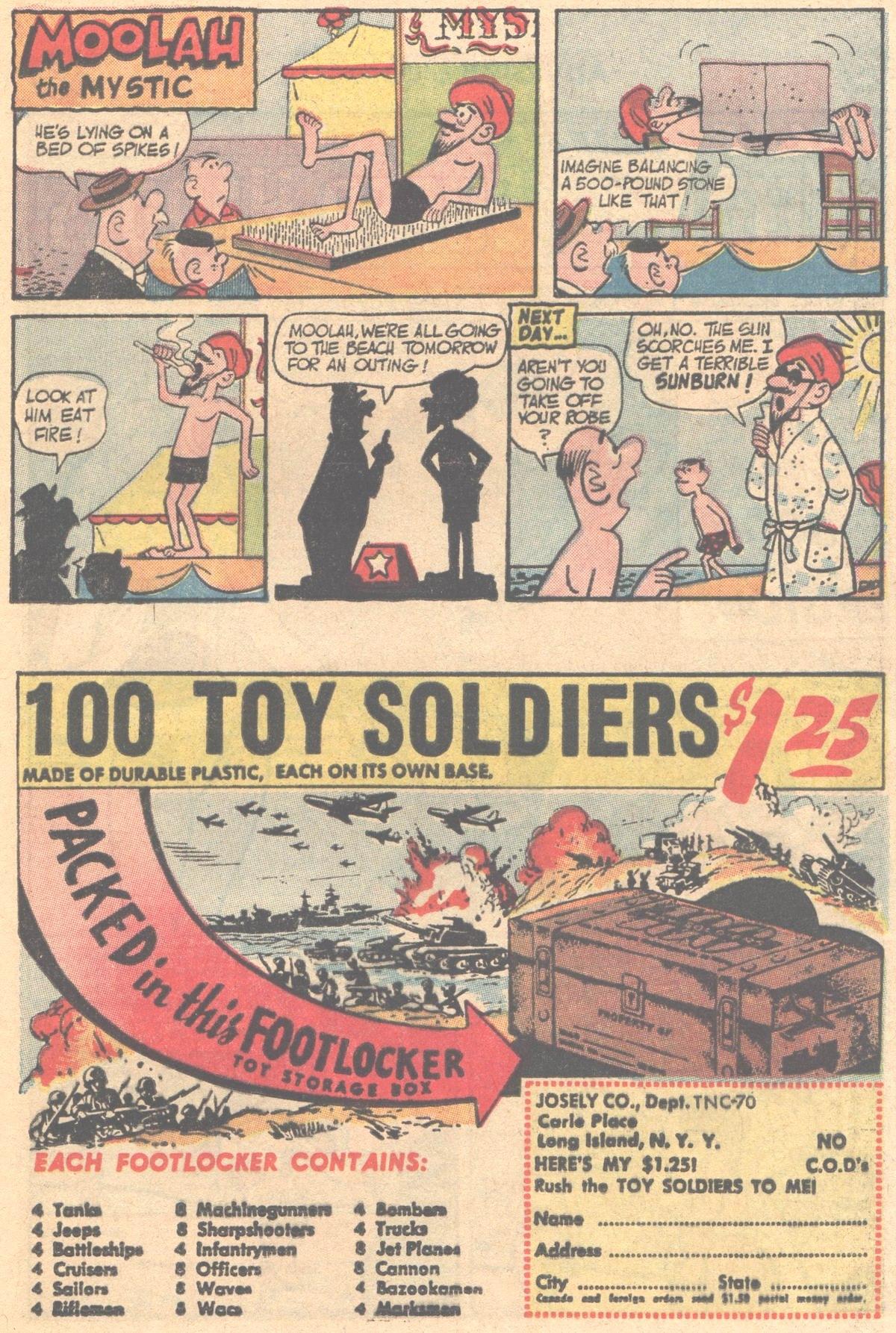 Read online Adventure Comics (1938) comic -  Issue #317 - 13