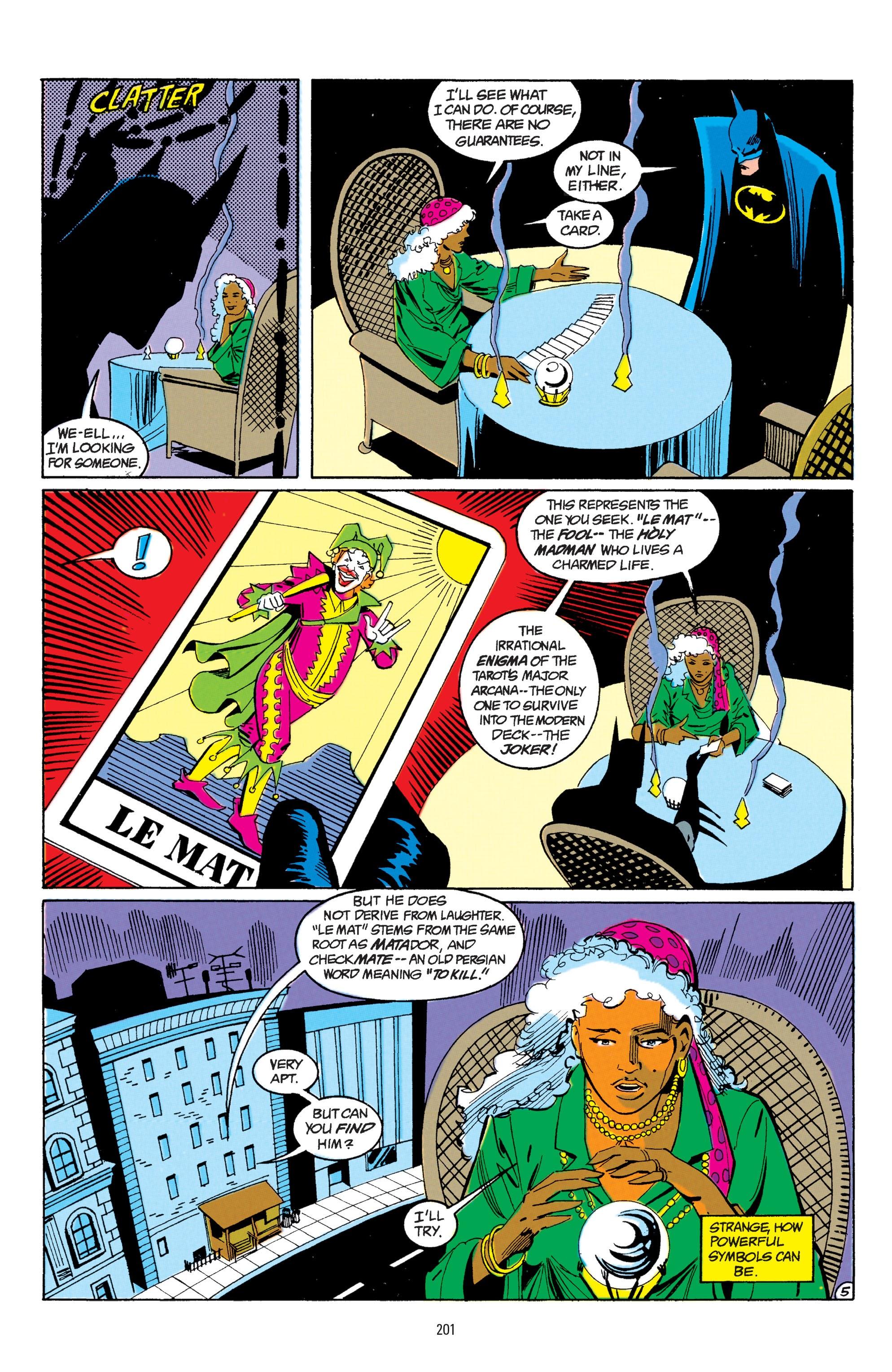 Legends of the Dark Knight: Norm Breyfogle TPB_2_(Part_3) Page 1