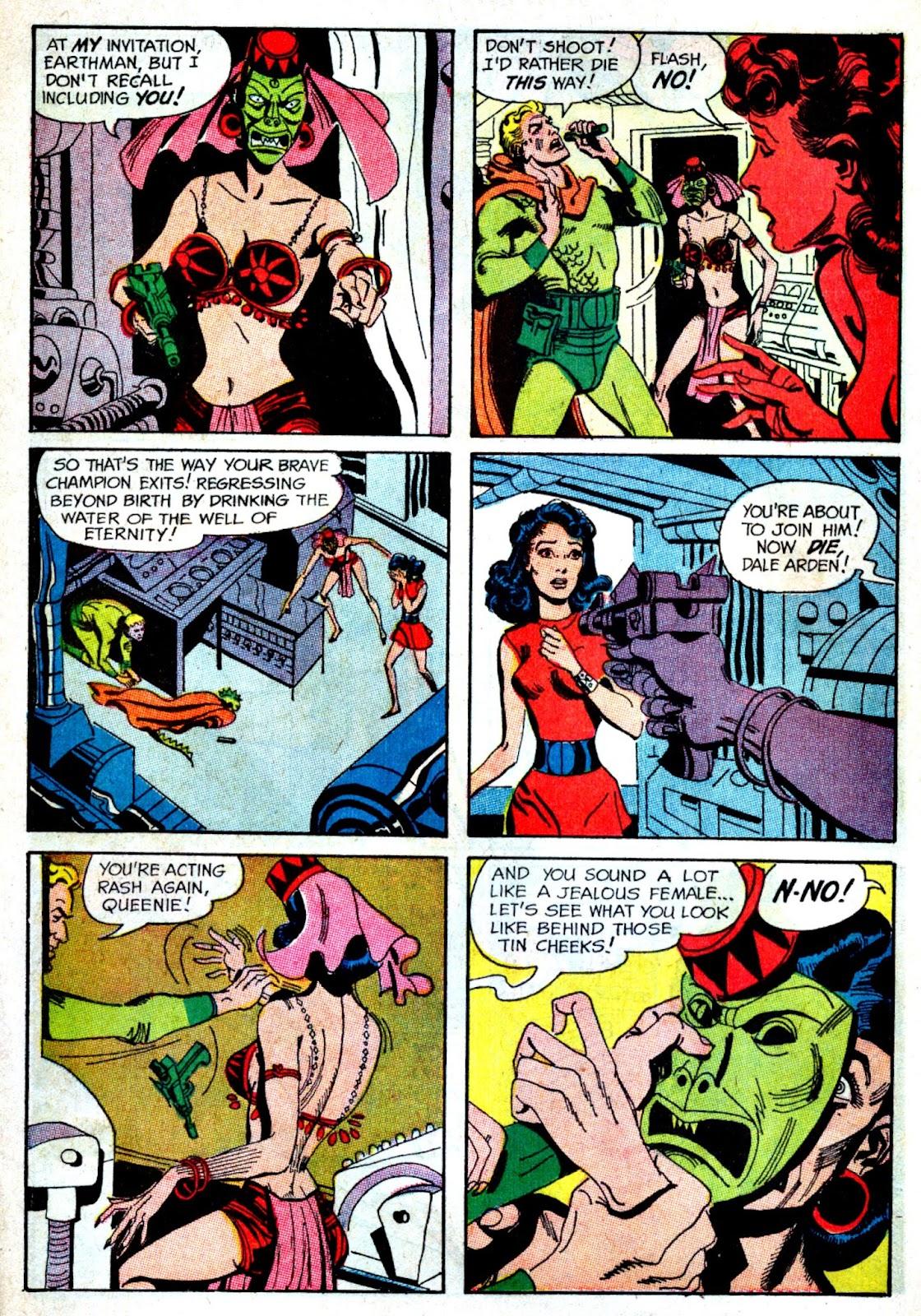 Flash Gordon (1966) issue 3 - Page 13