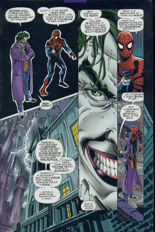 Read online DC Versus Marvel Comics comic -  Issue #1 - 7