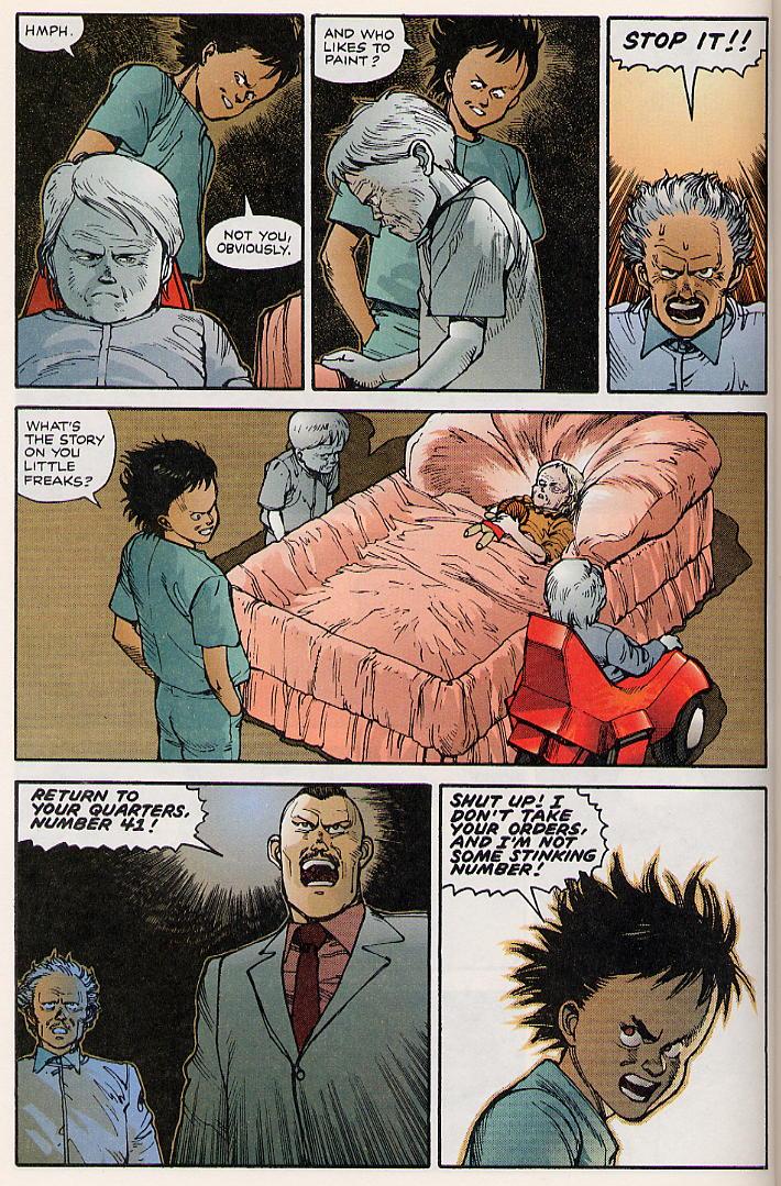 Read online Akira comic -  Issue #8 - 26