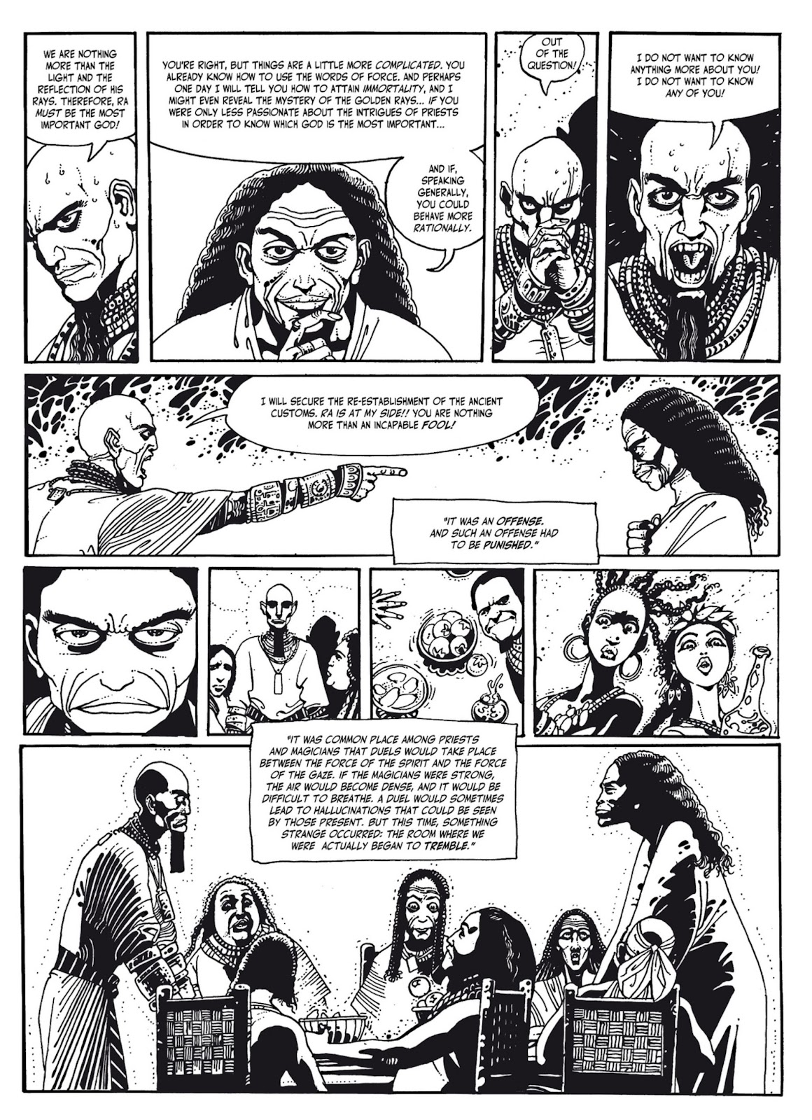 Read online The Egyptian Princesses comic -  Issue # TPB 1 (Part 2) - 39