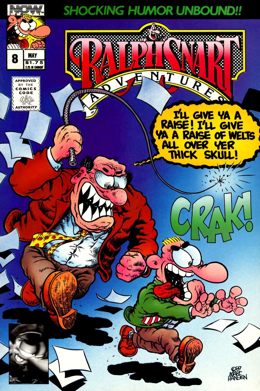 Ralph Snart Adventures (1988) 8 Page 1