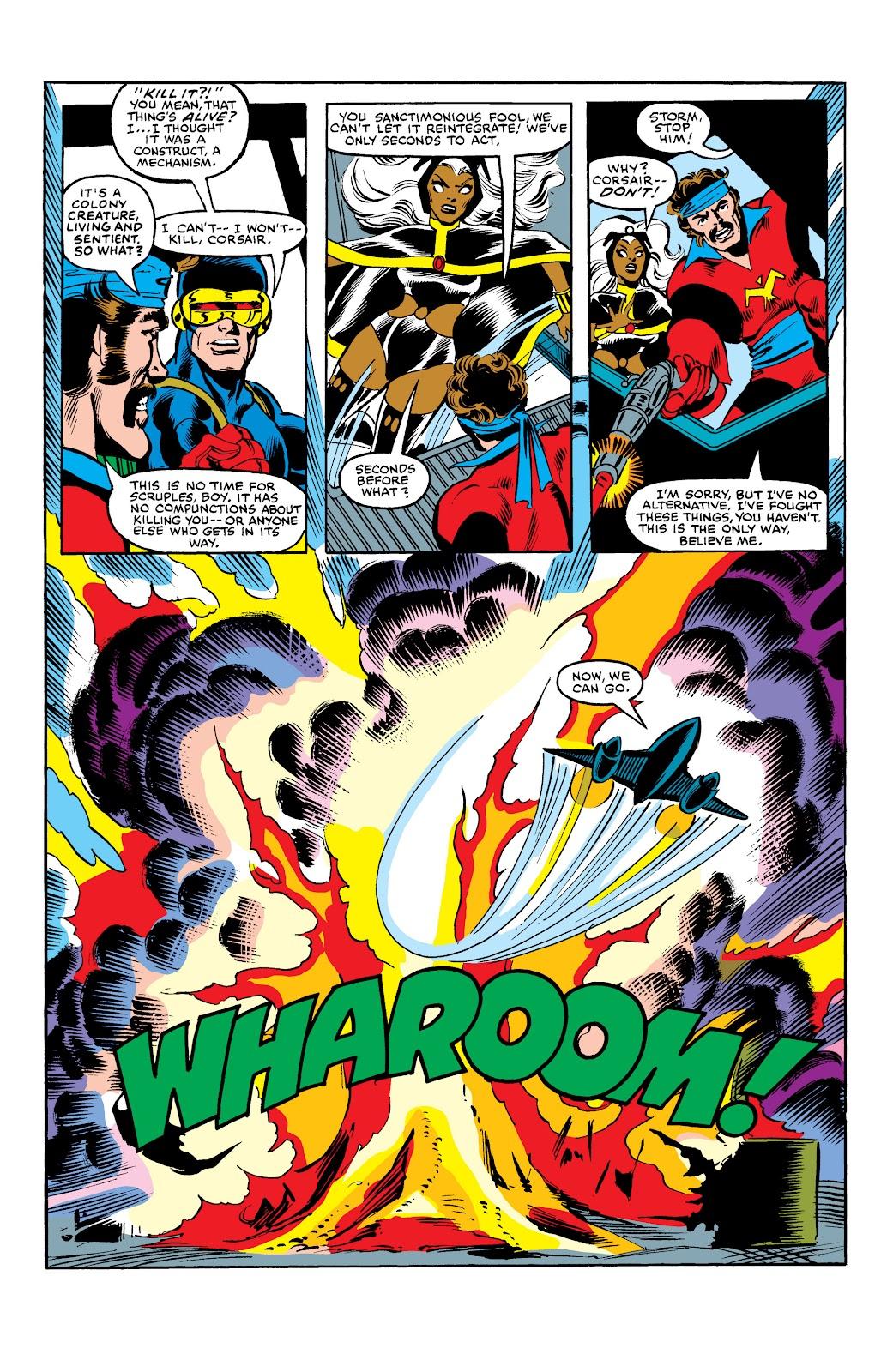 Uncanny X-Men (1963) issue 154 - Page 22