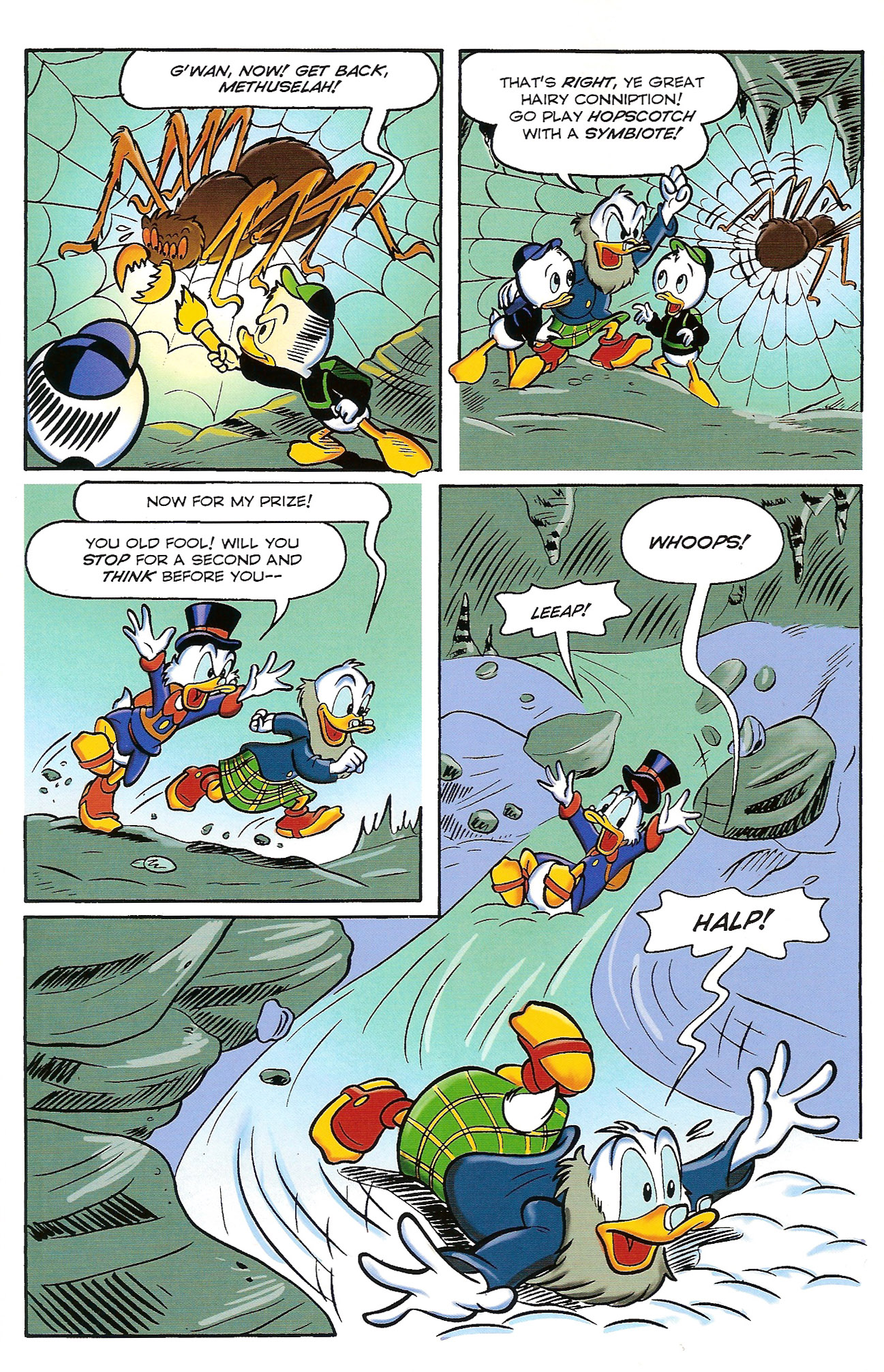 Read online Uncle Scrooge (1953) comic -  Issue #398 - 12