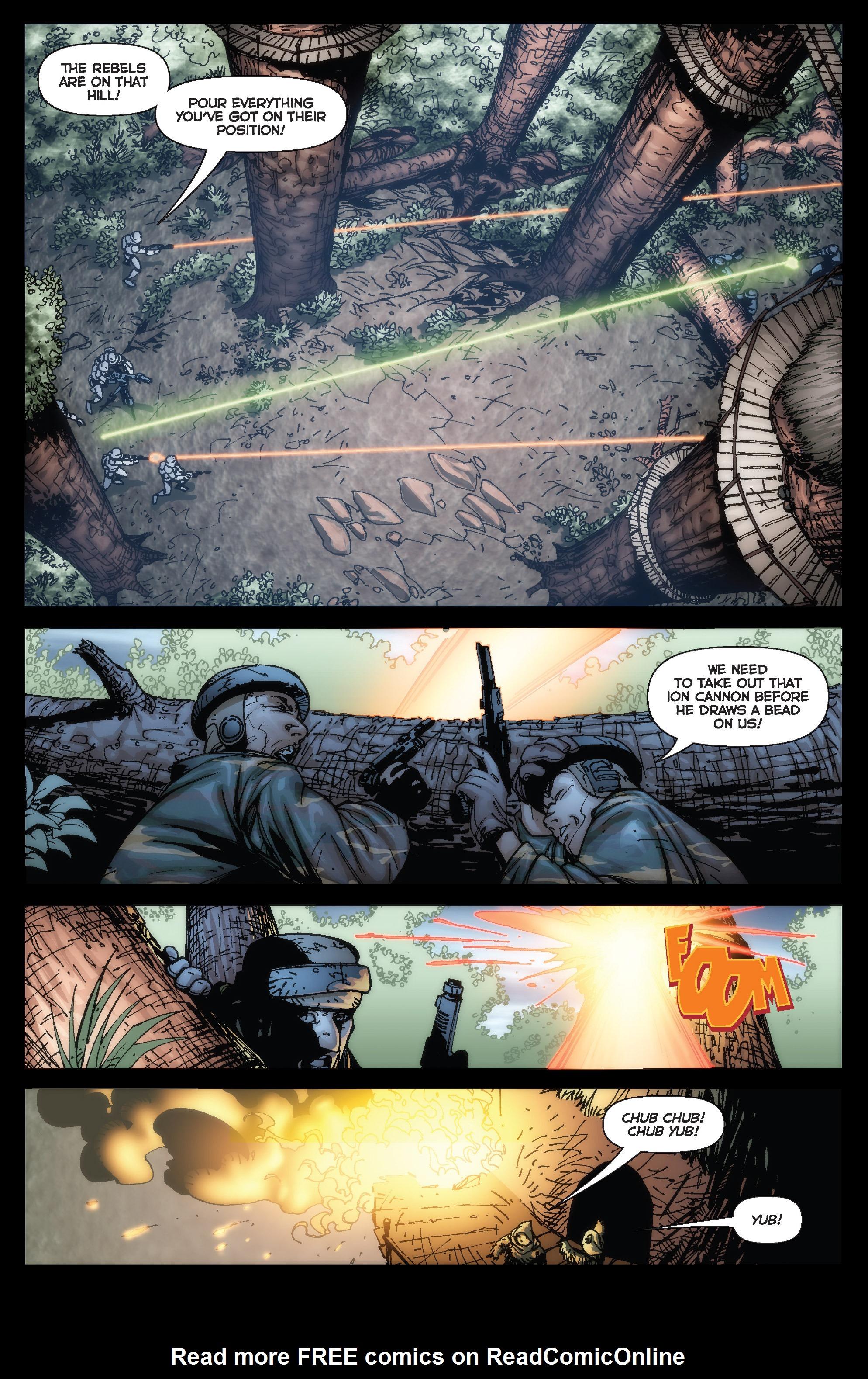 Read online Star Wars Omnibus comic -  Issue # Vol. 27 - 256
