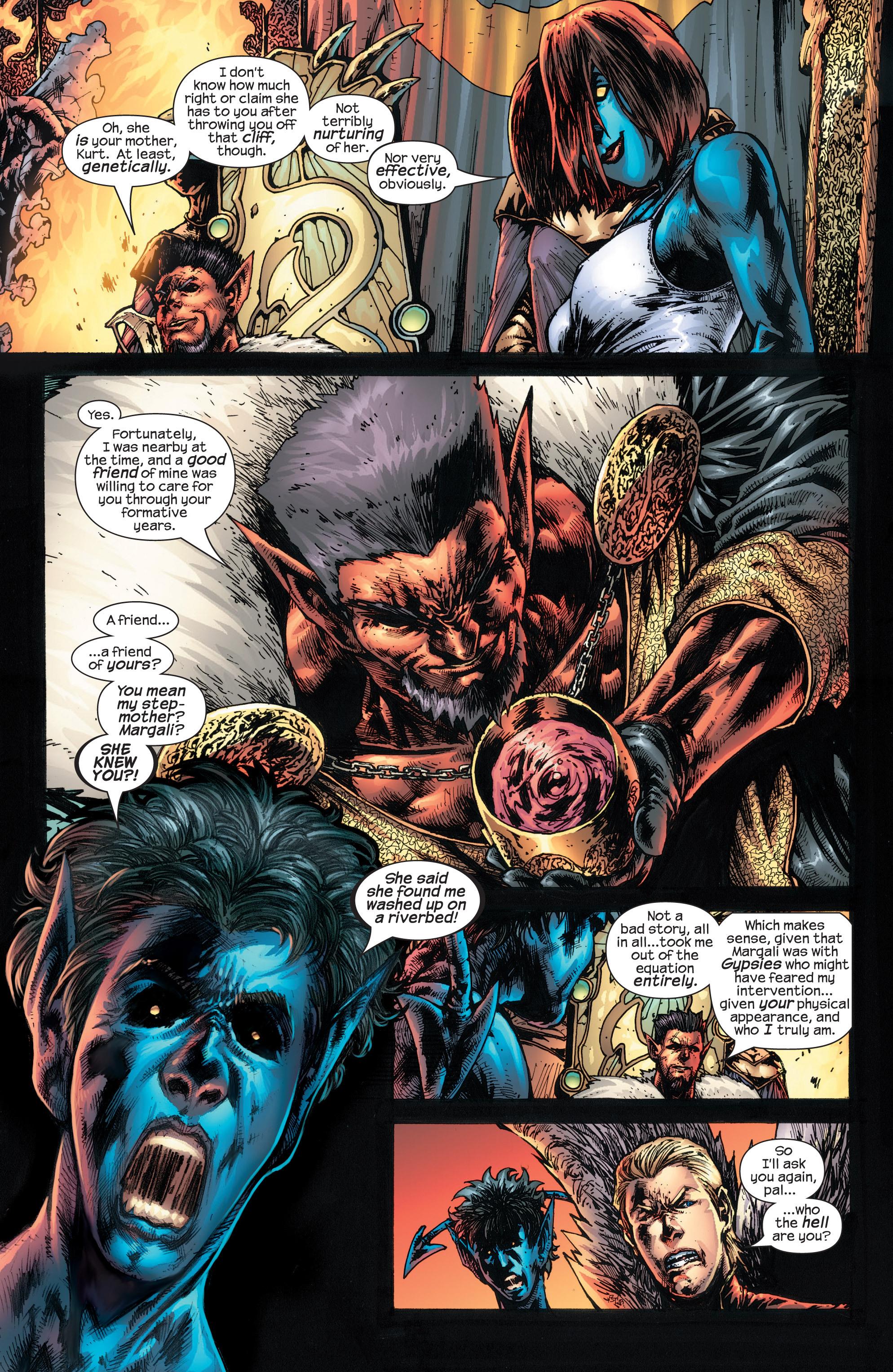 Read online Uncanny X-Men (1963) comic -  Issue #432 - 18