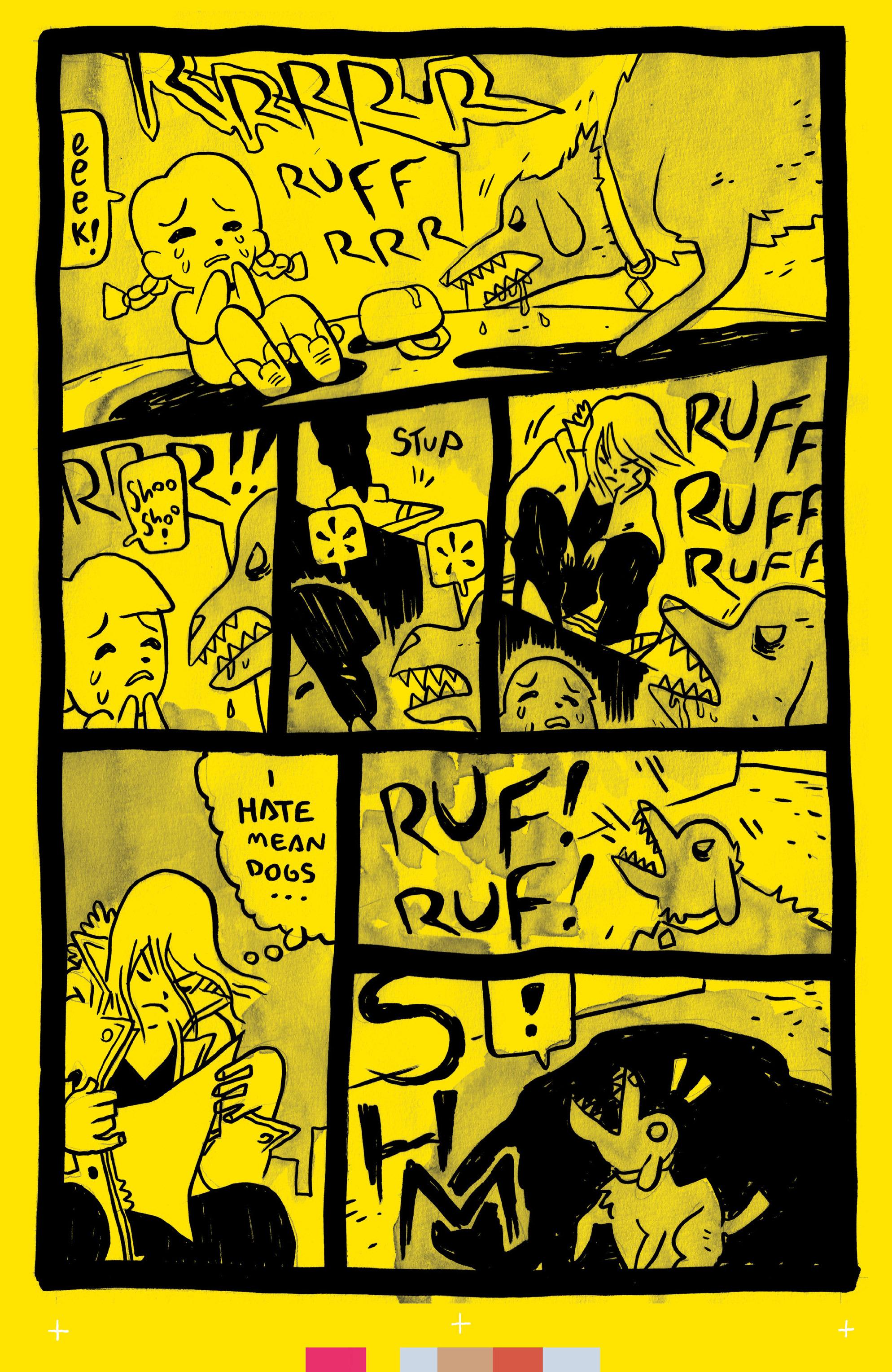 Read online Sun Bakery comic -  Issue #3 - 10