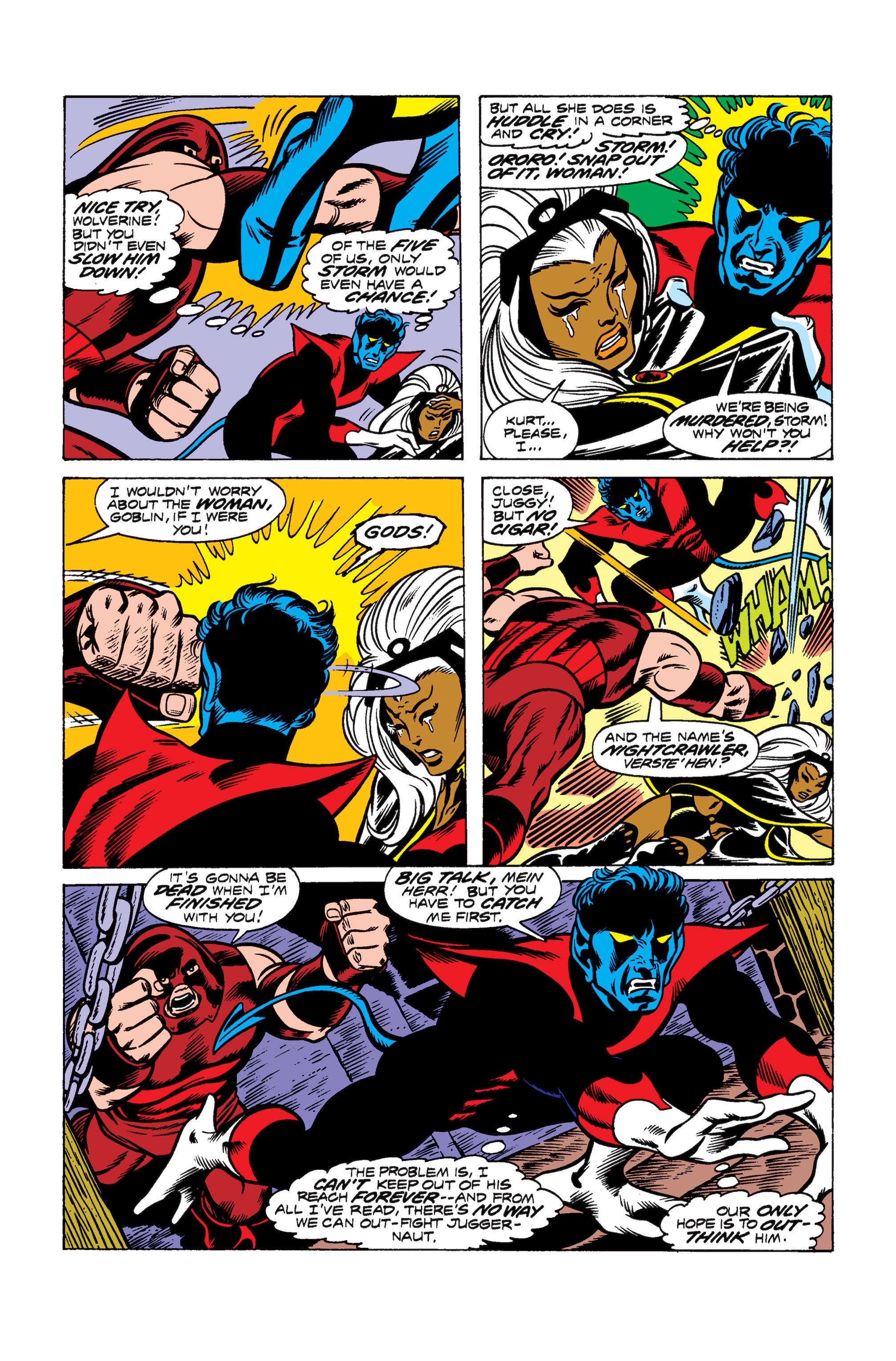 Uncanny X-Men (1963) 102 Page 5