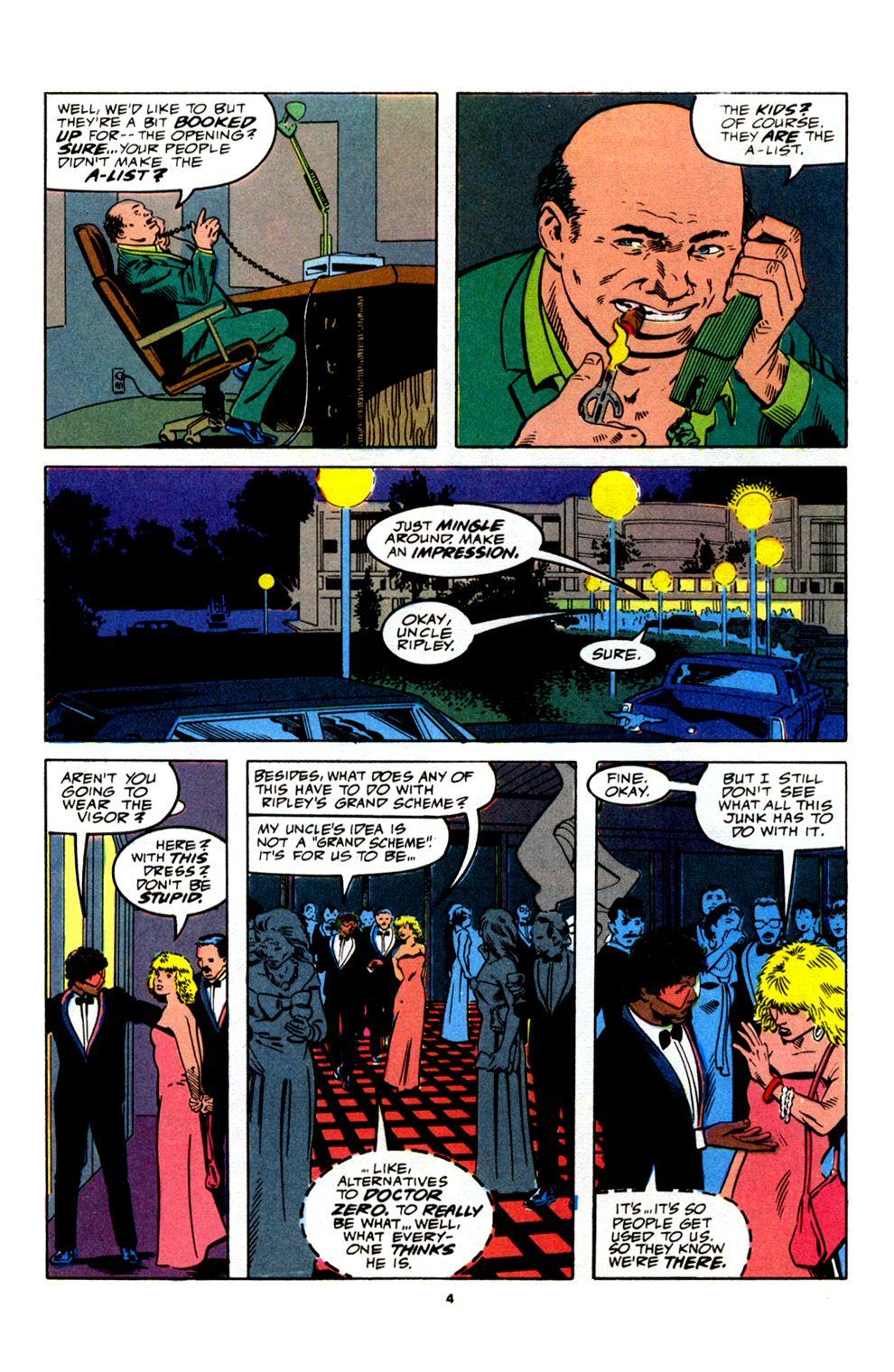 Read online Powerline comic -  Issue #4 - 6