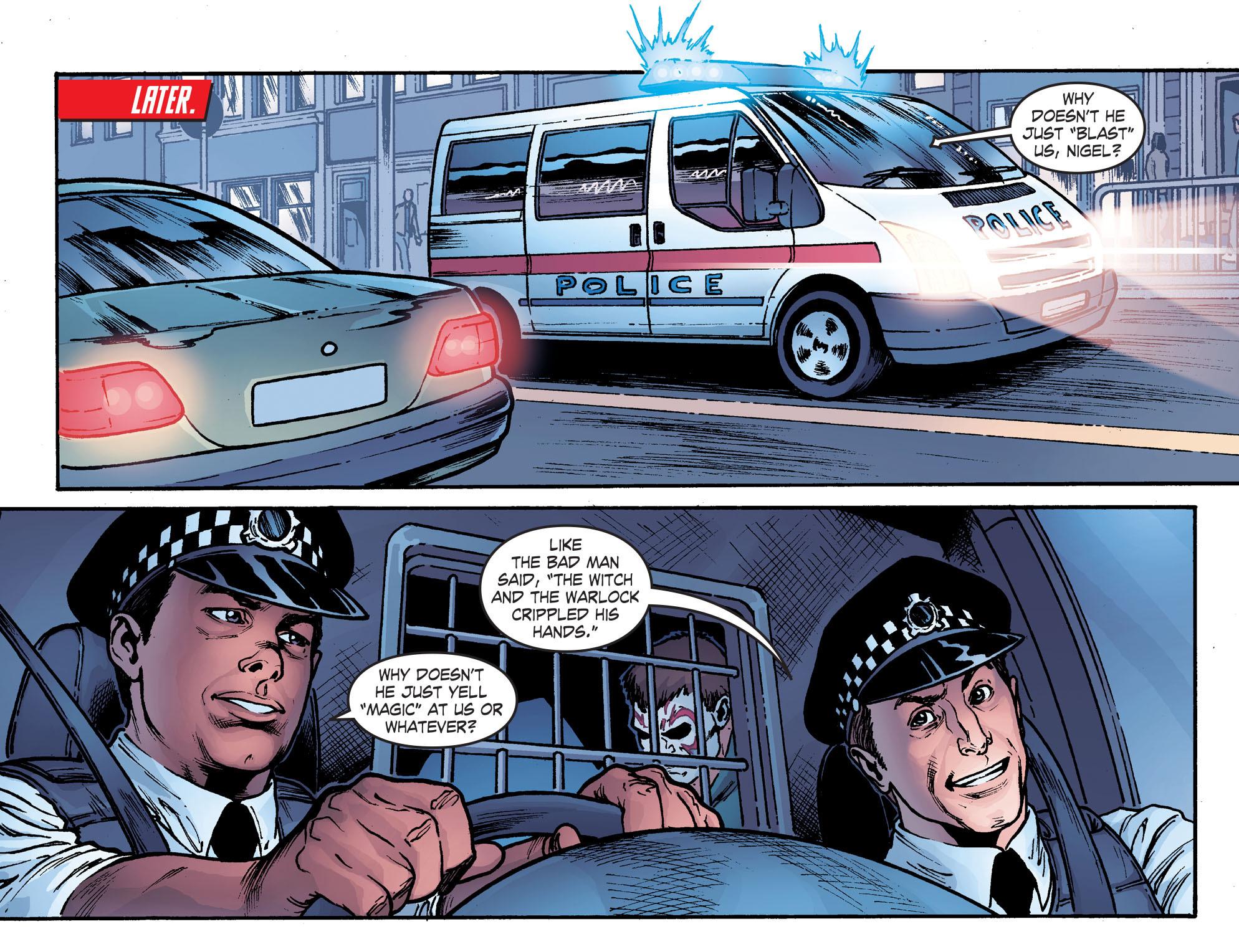 Read online Smallville: Harbinger comic -  Issue #2 - 3