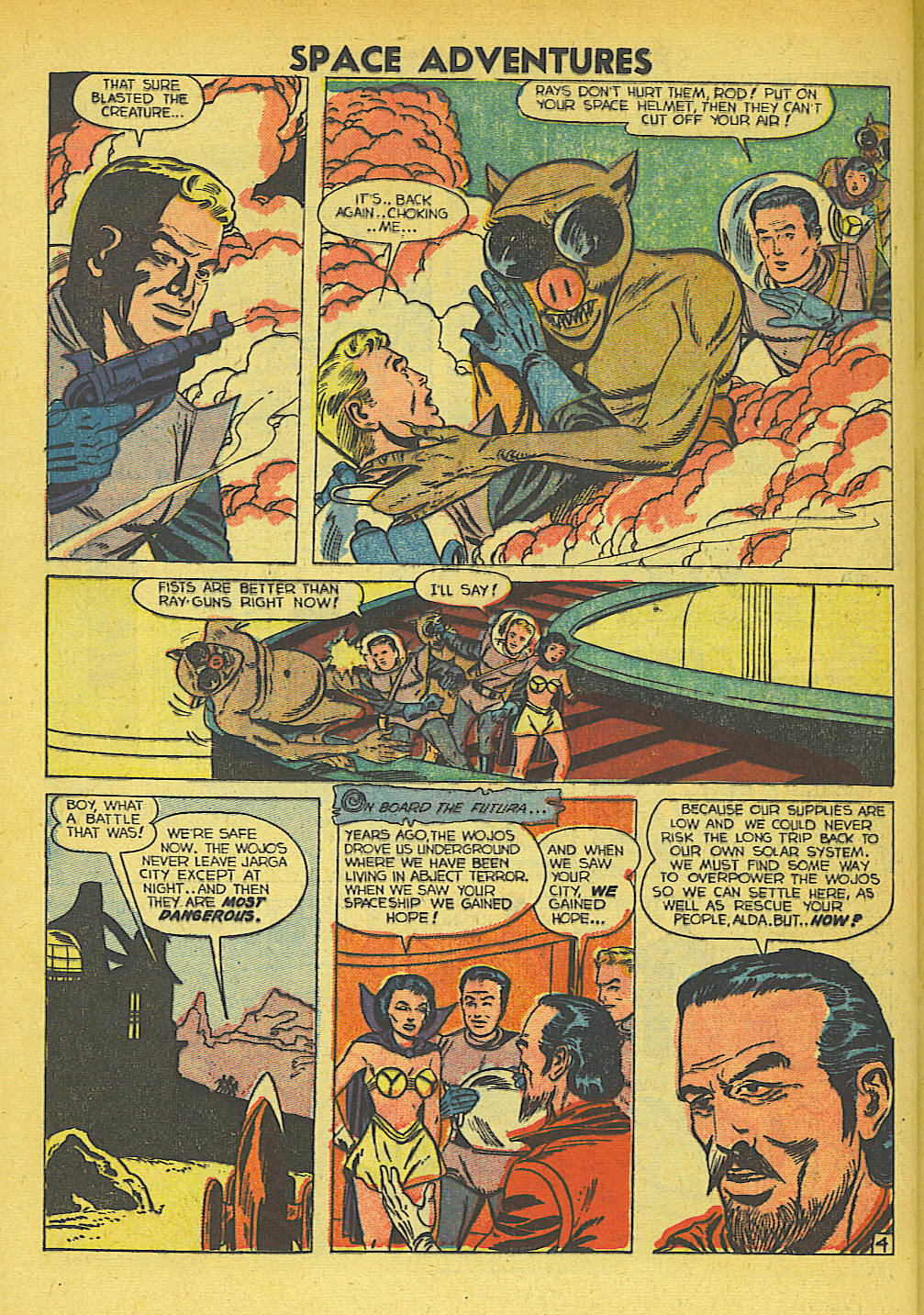 Space Adventures (1952) issue 5 - Page 29
