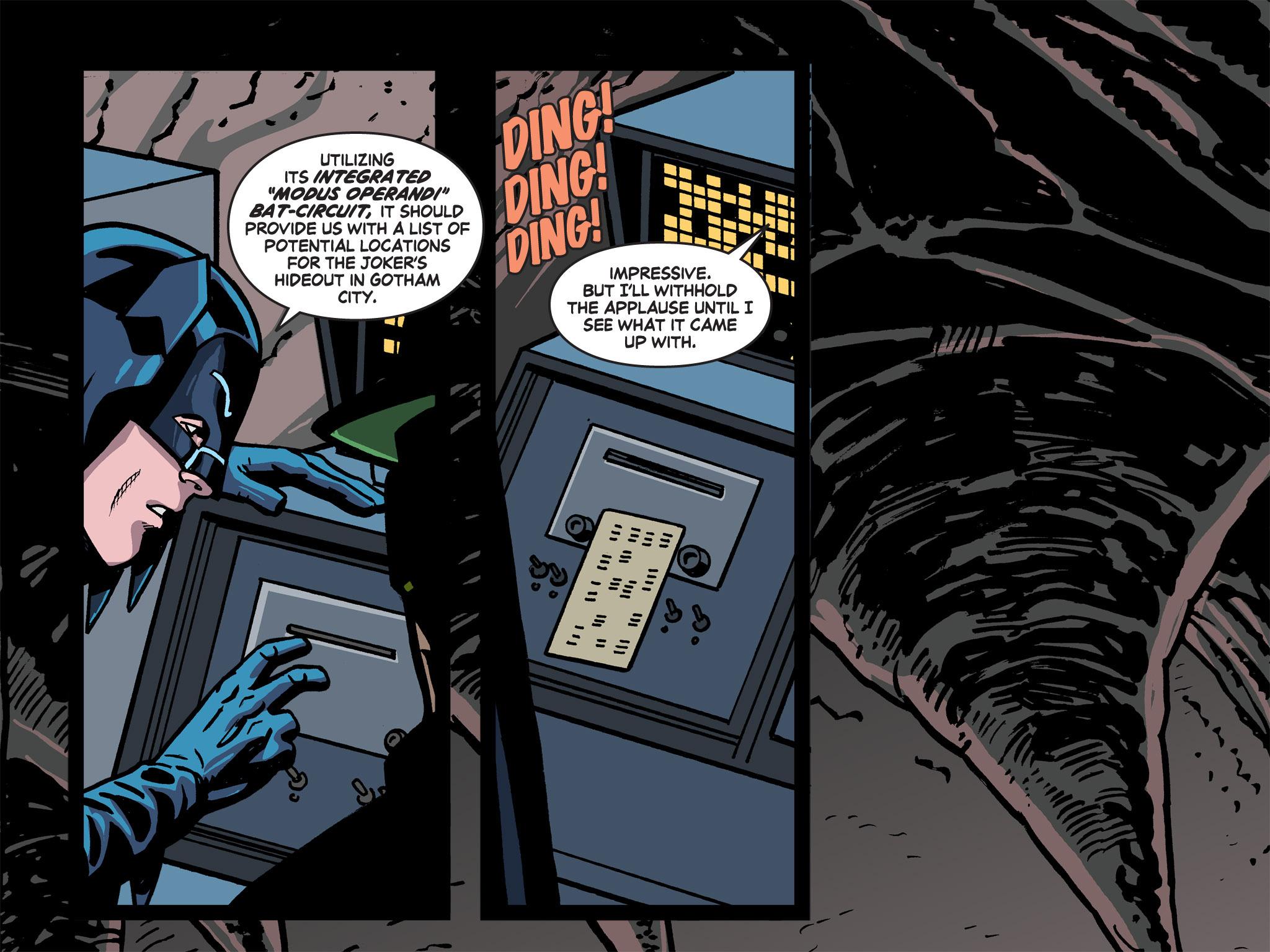 Read online Batman '66 Meets the Green Hornet [II] comic -  Issue #5 - 59