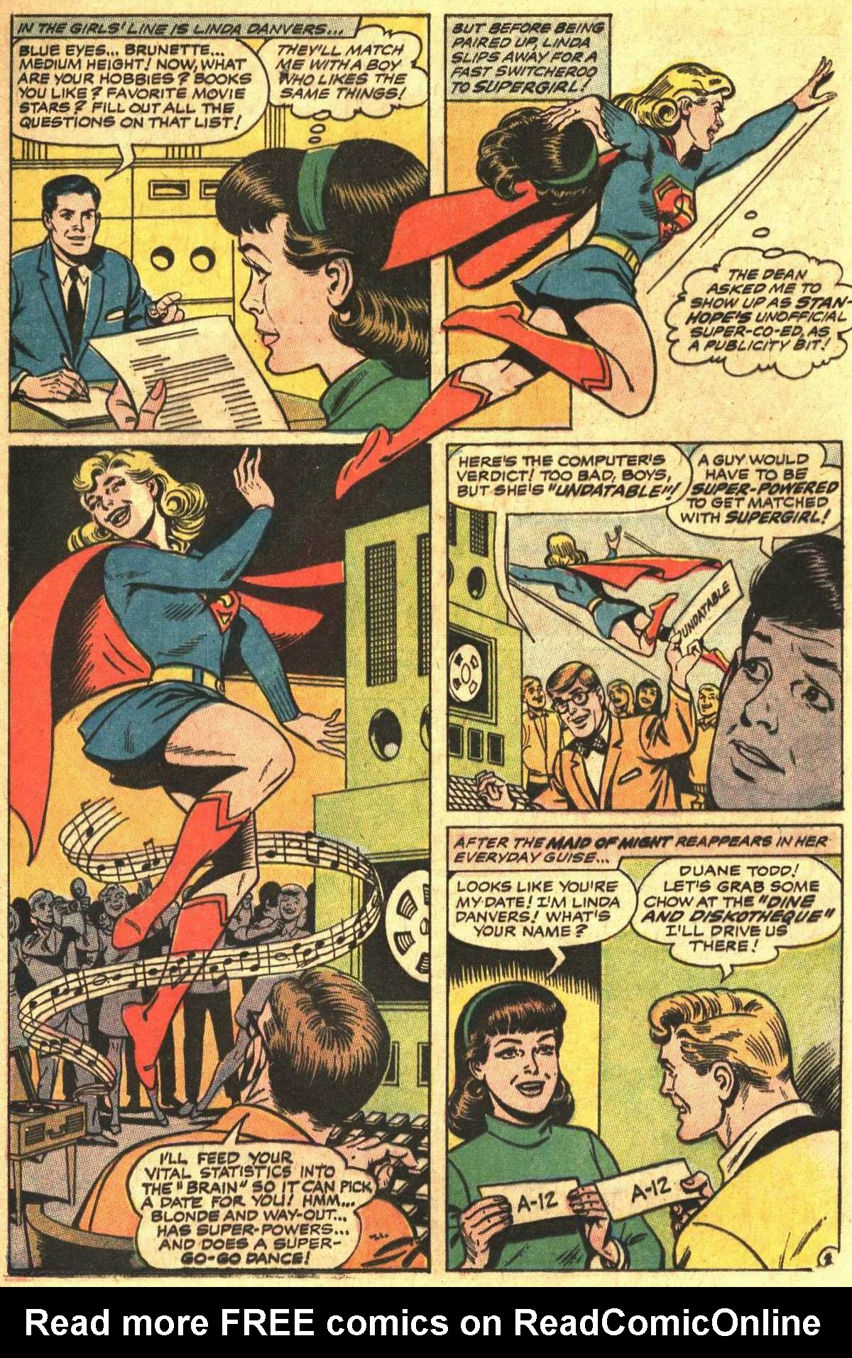 Read online Action Comics (1938) comic -  Issue #361 - 21