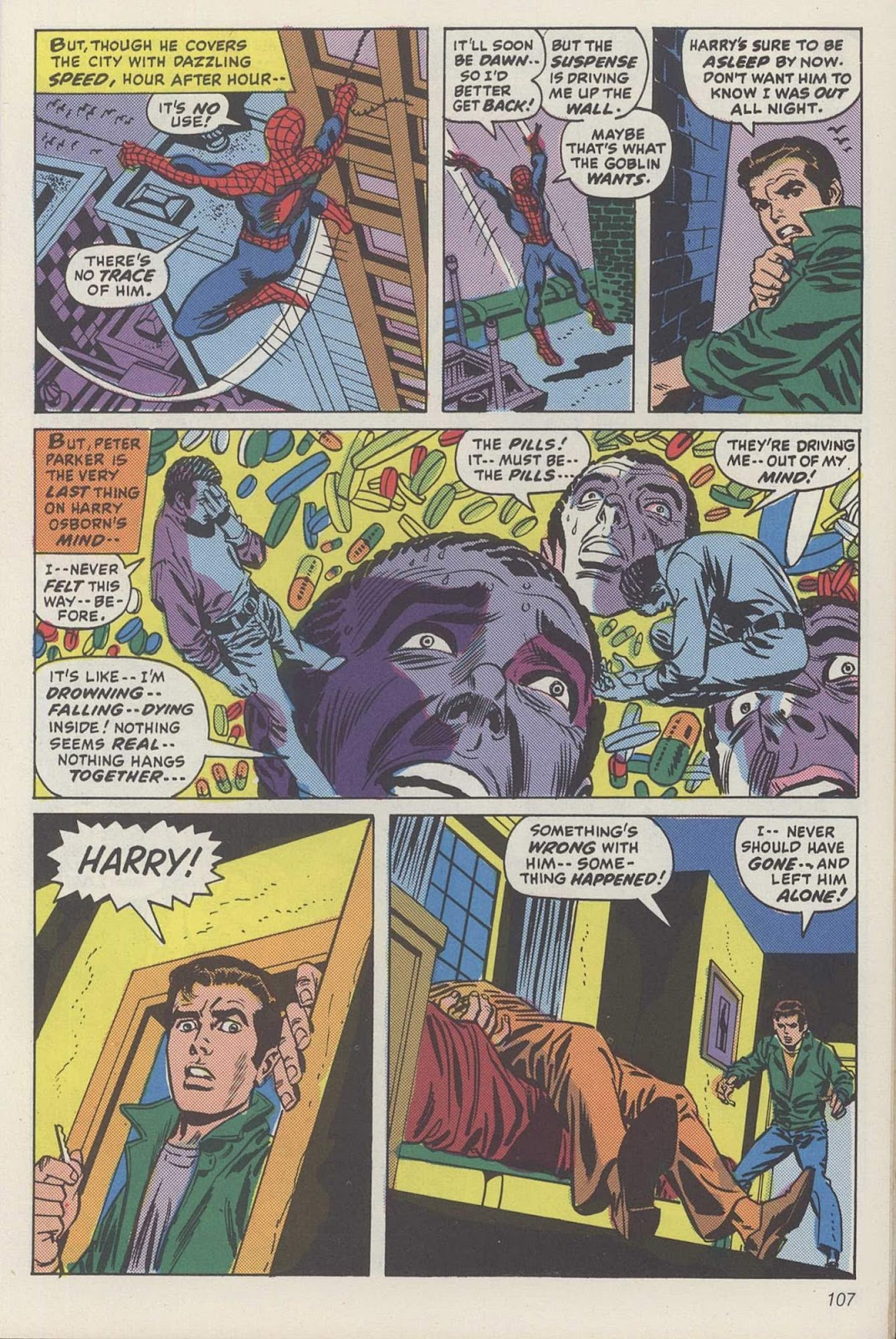 The Amazing Spider-Man (1979) issue TPB - Page 109