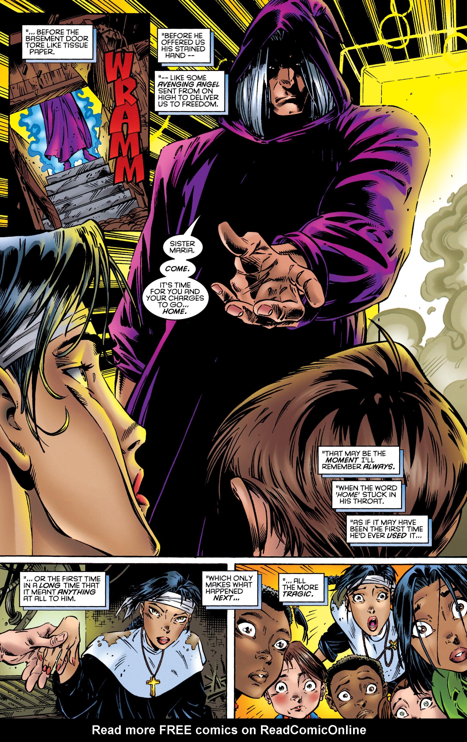 Read online Uncanny X-Men (1963) comic -  Issue #327 - 21