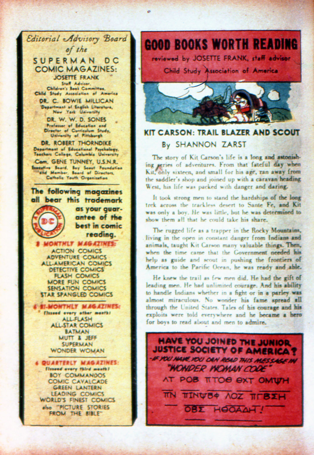 Read online Sensation (Mystery) Comics comic -  Issue #17 - 36