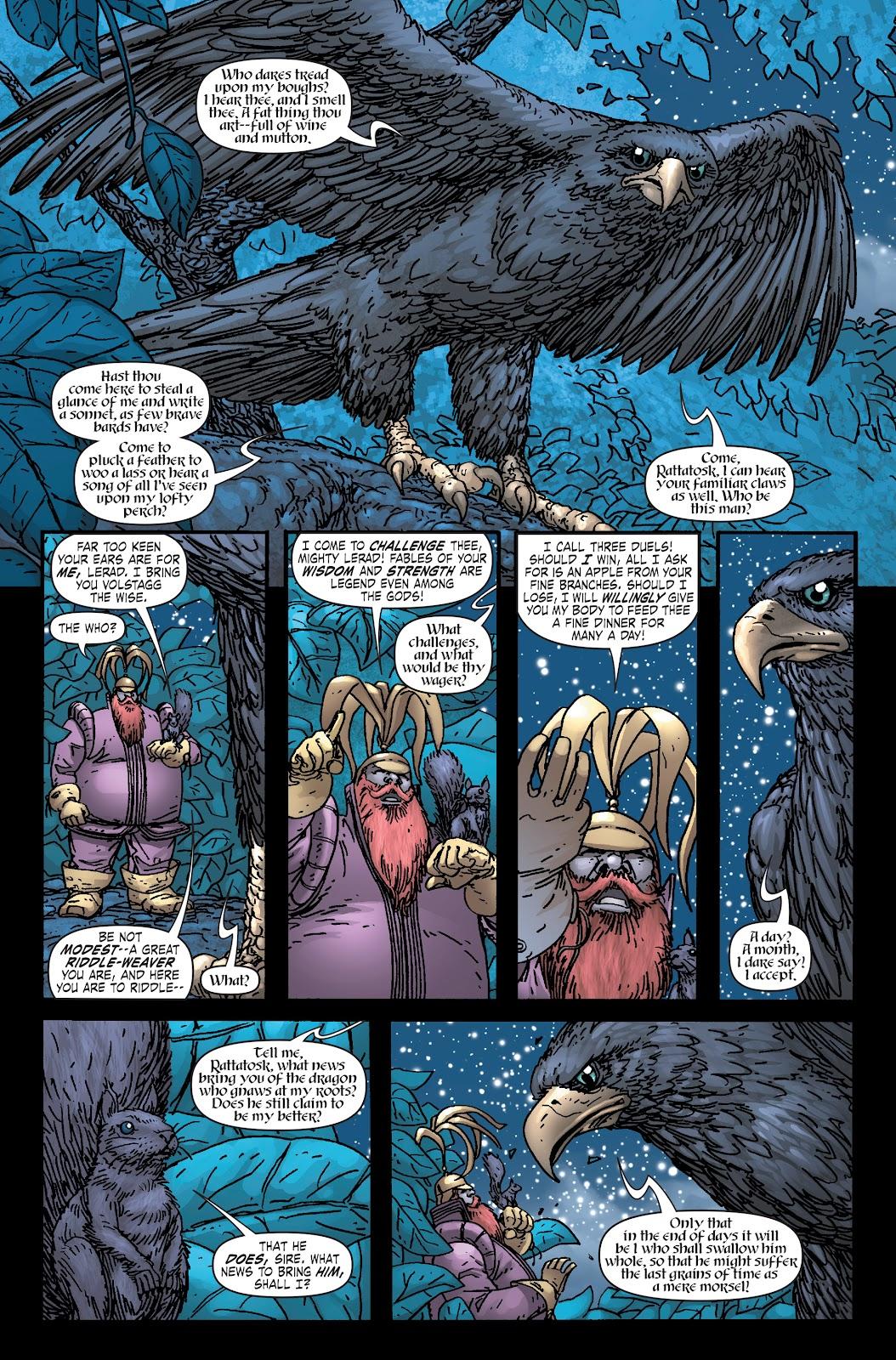 Read online Thor: Ragnaroks comic -  Issue # TPB (Part 1) - 36