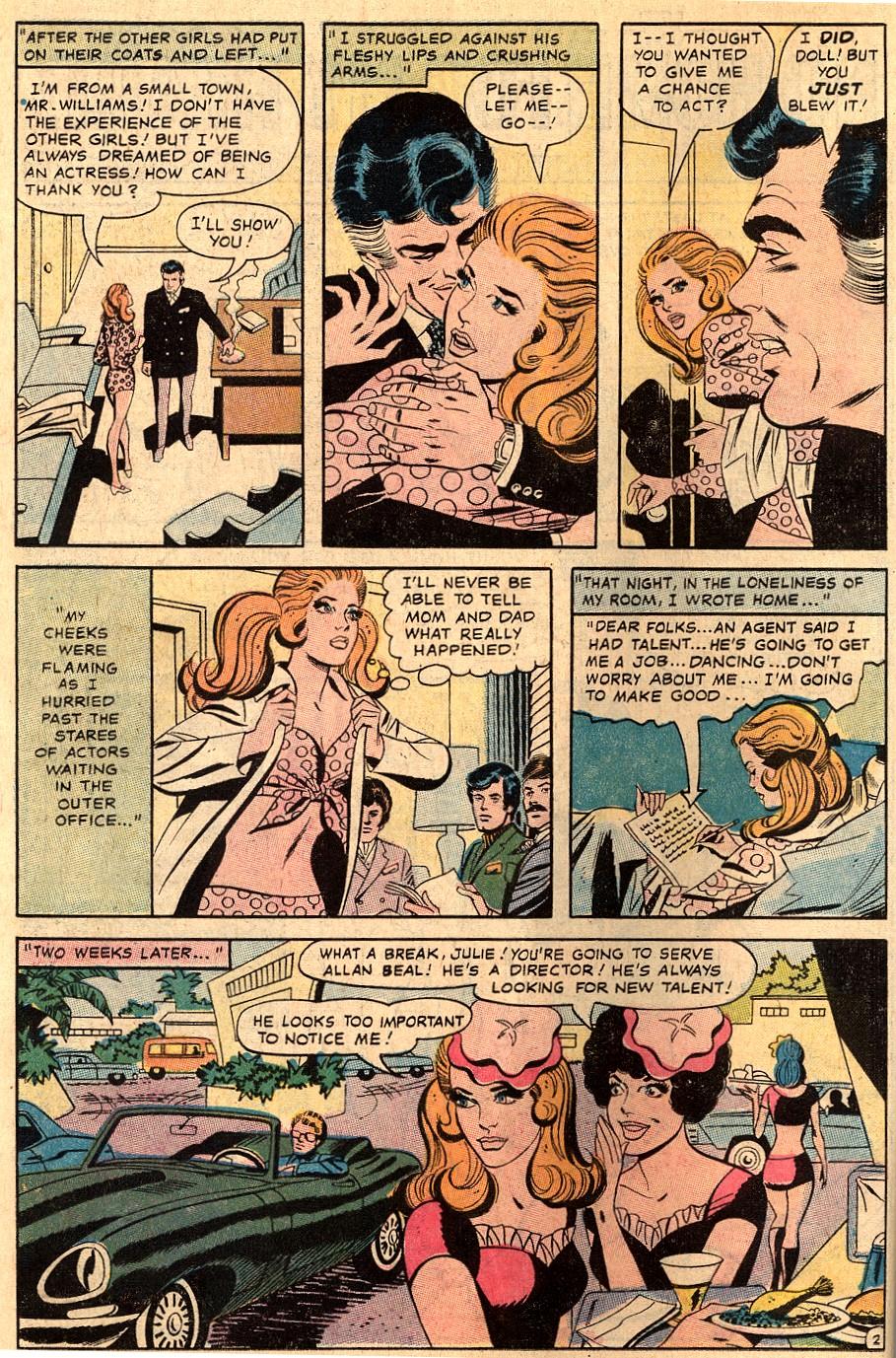 Read online Secret Hearts comic -  Issue #150 - 26