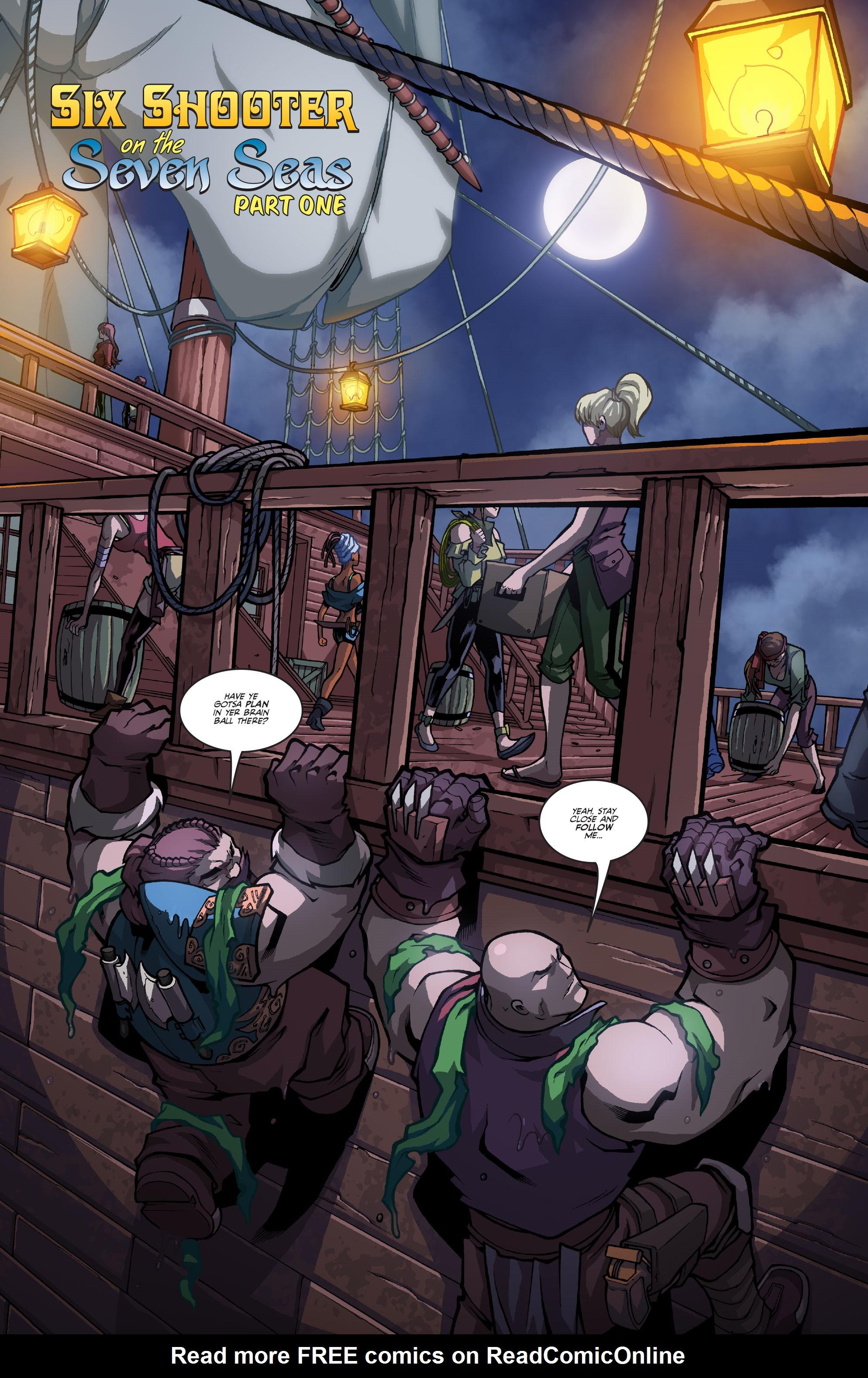 Read online Skullkickers comic -  Issue #13 - 5