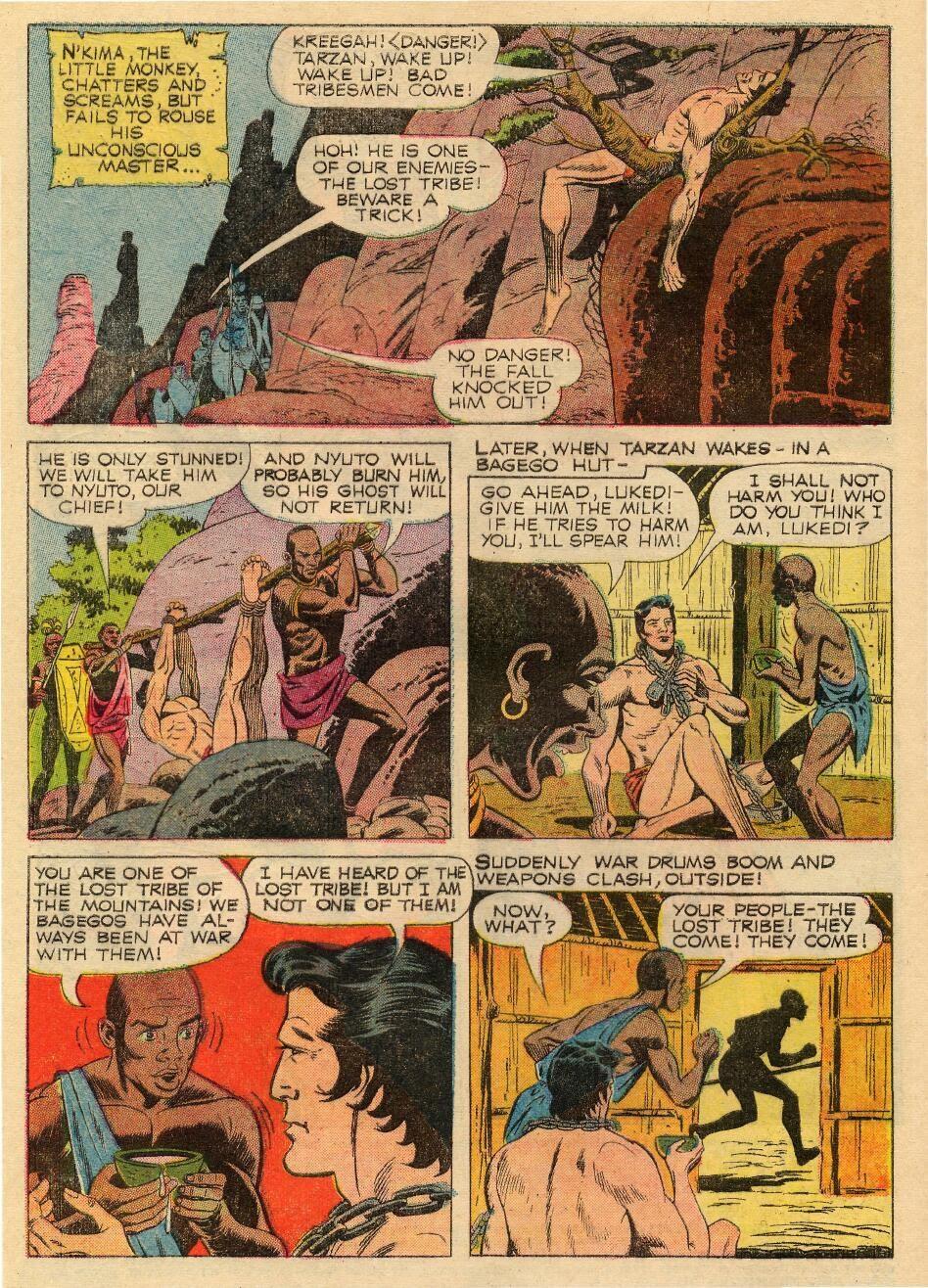 Tarzan (1962) issue 194 - Page 4