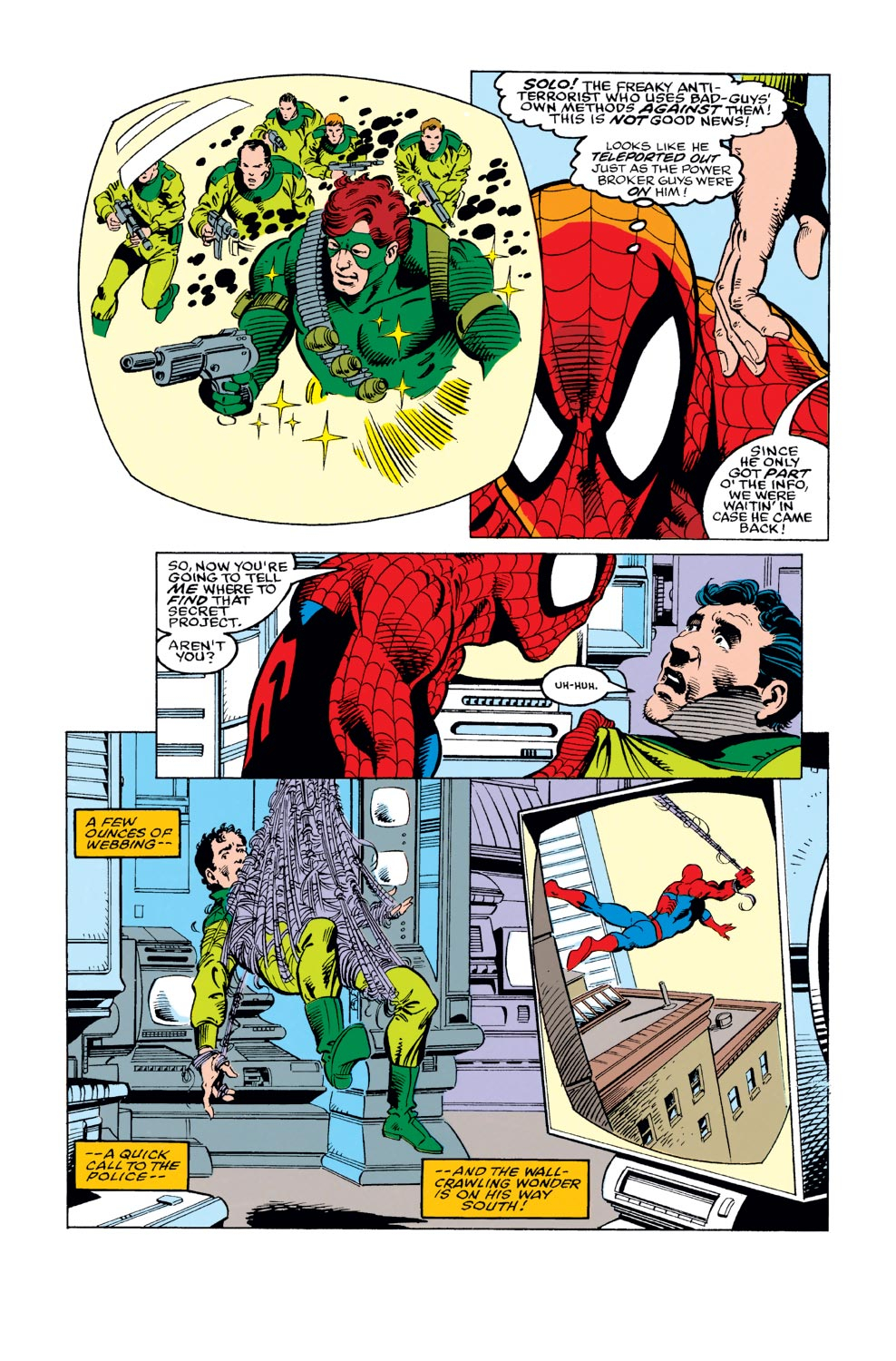 The Amazing Spider-Man (1963) 366 Page 20