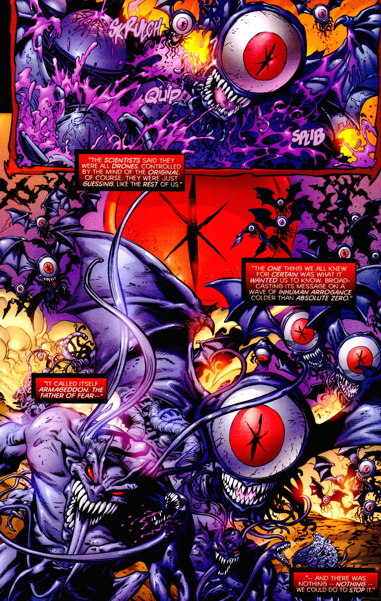 Read online Armageddon (1999) comic -  Issue #2 - 5