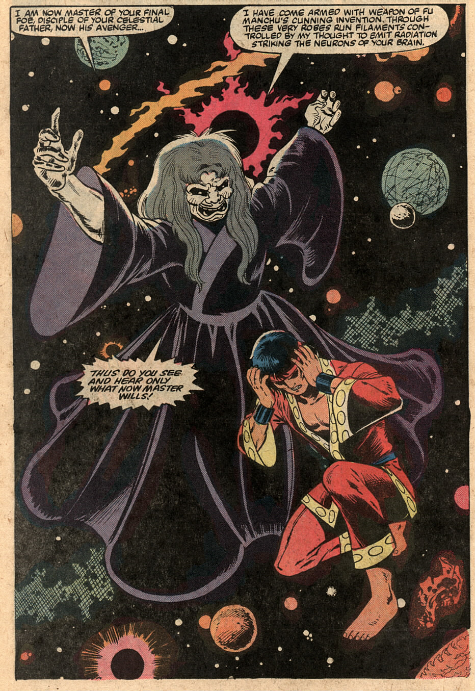 Read online Master of Kung Fu (1974) comic -  Issue #125 - 25