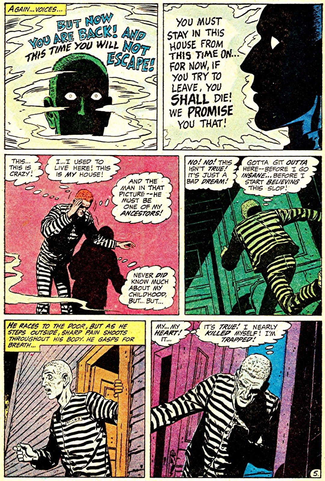 The Witching Hour (1969) issue 7 - Page 8
