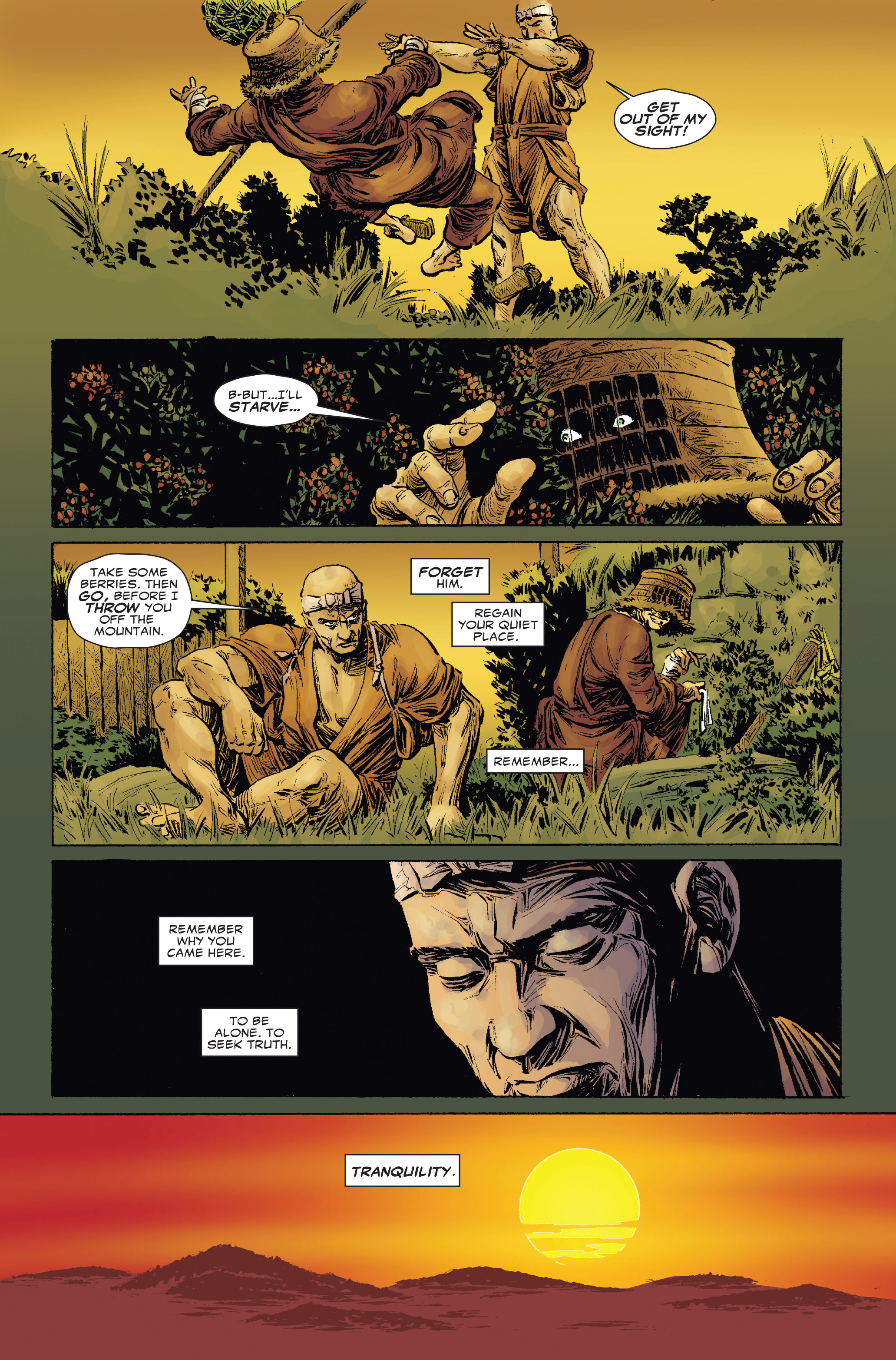 Read online 5 Ronin (2011) comic -  Issue #2 - 10