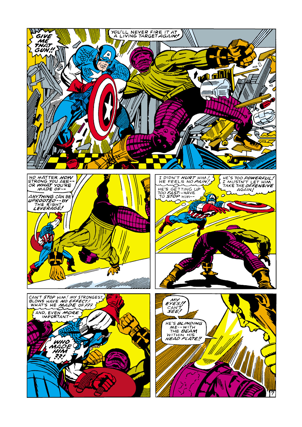 Tales of Suspense (1959) issue 92 - Page 20