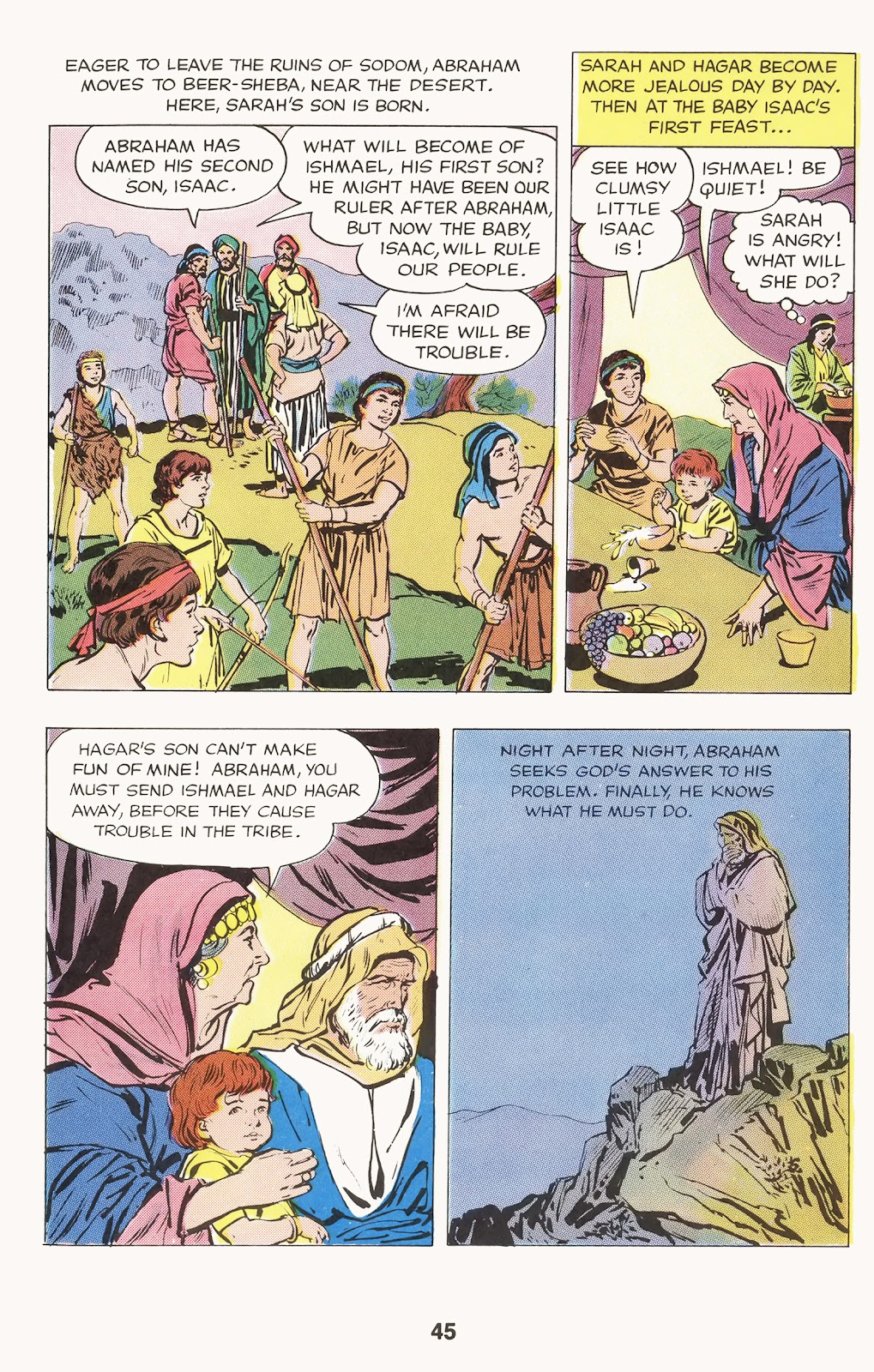 The Picture Bible issue TPB (Part 1) - Page 47