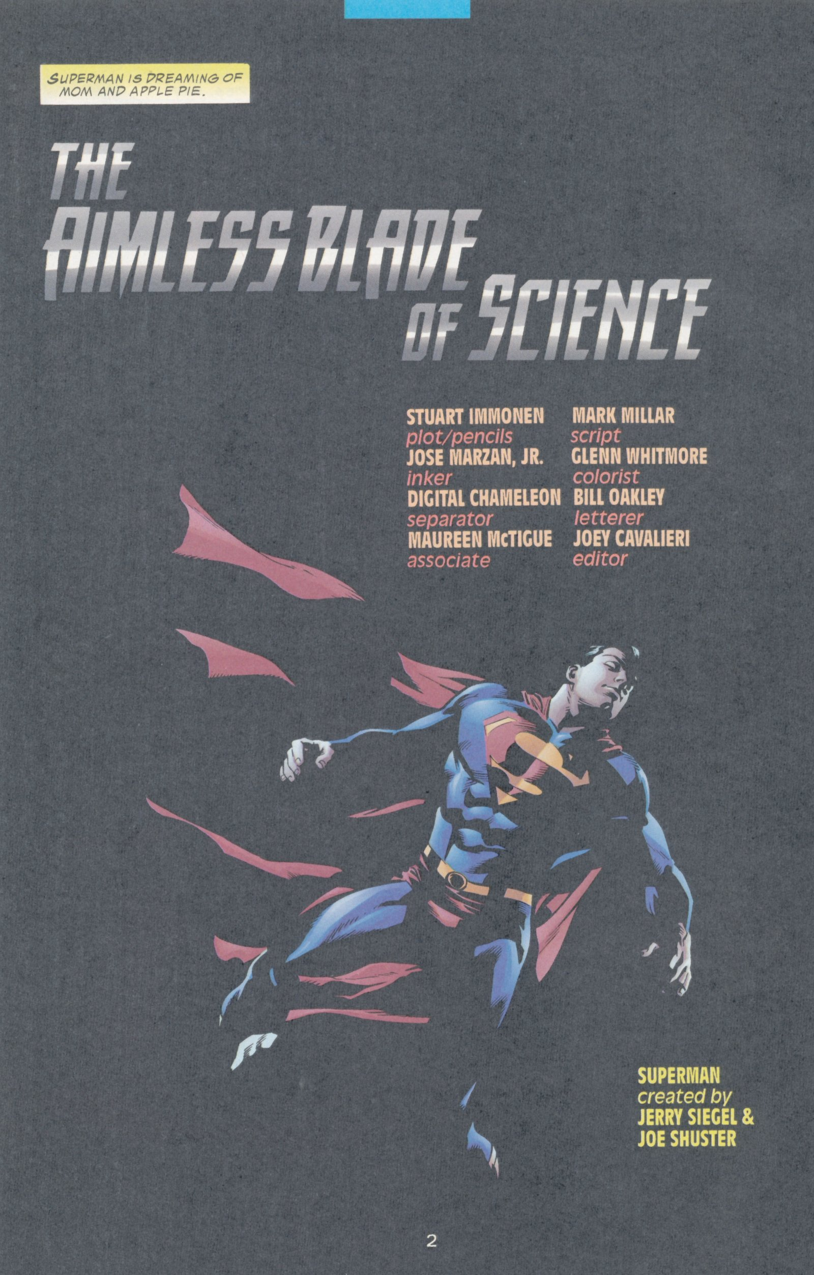 Read online Action Comics (1938) comic -  Issue #754 - 4