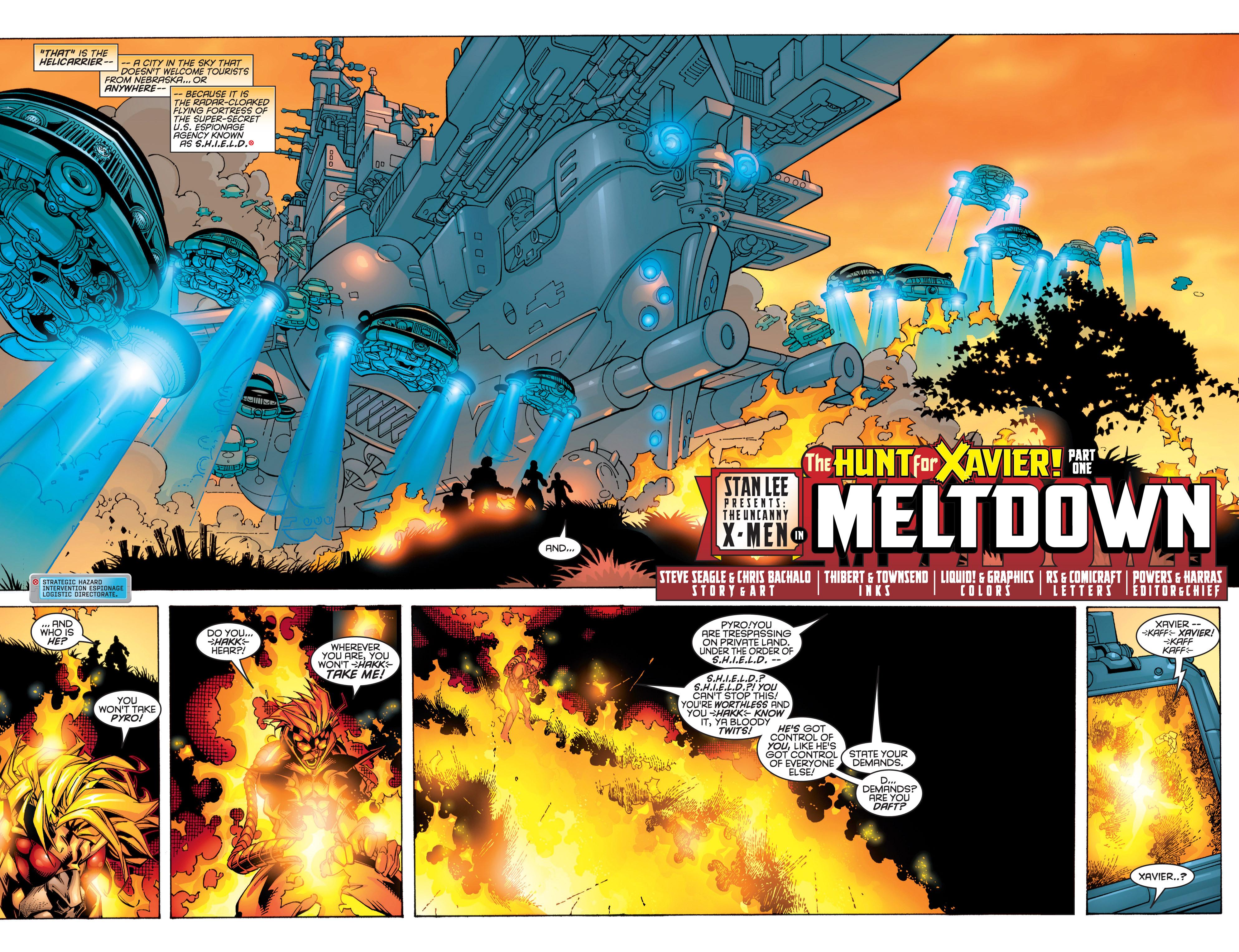 Read online Uncanny X-Men (1963) comic -  Issue #362 - 3
