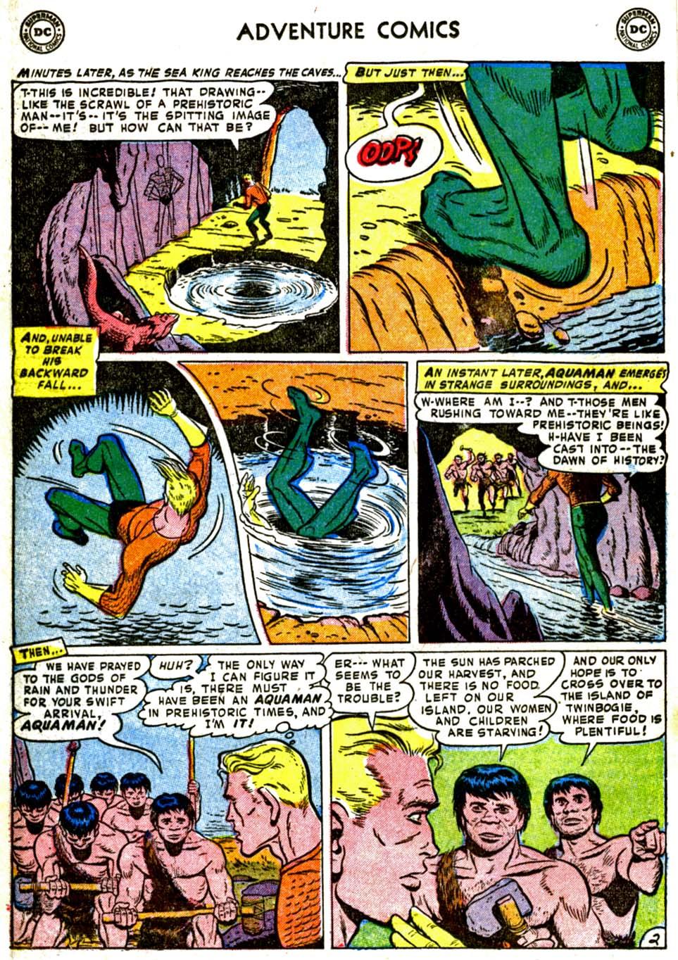 Read online Adventure Comics (1938) comic -  Issue #184 - 18