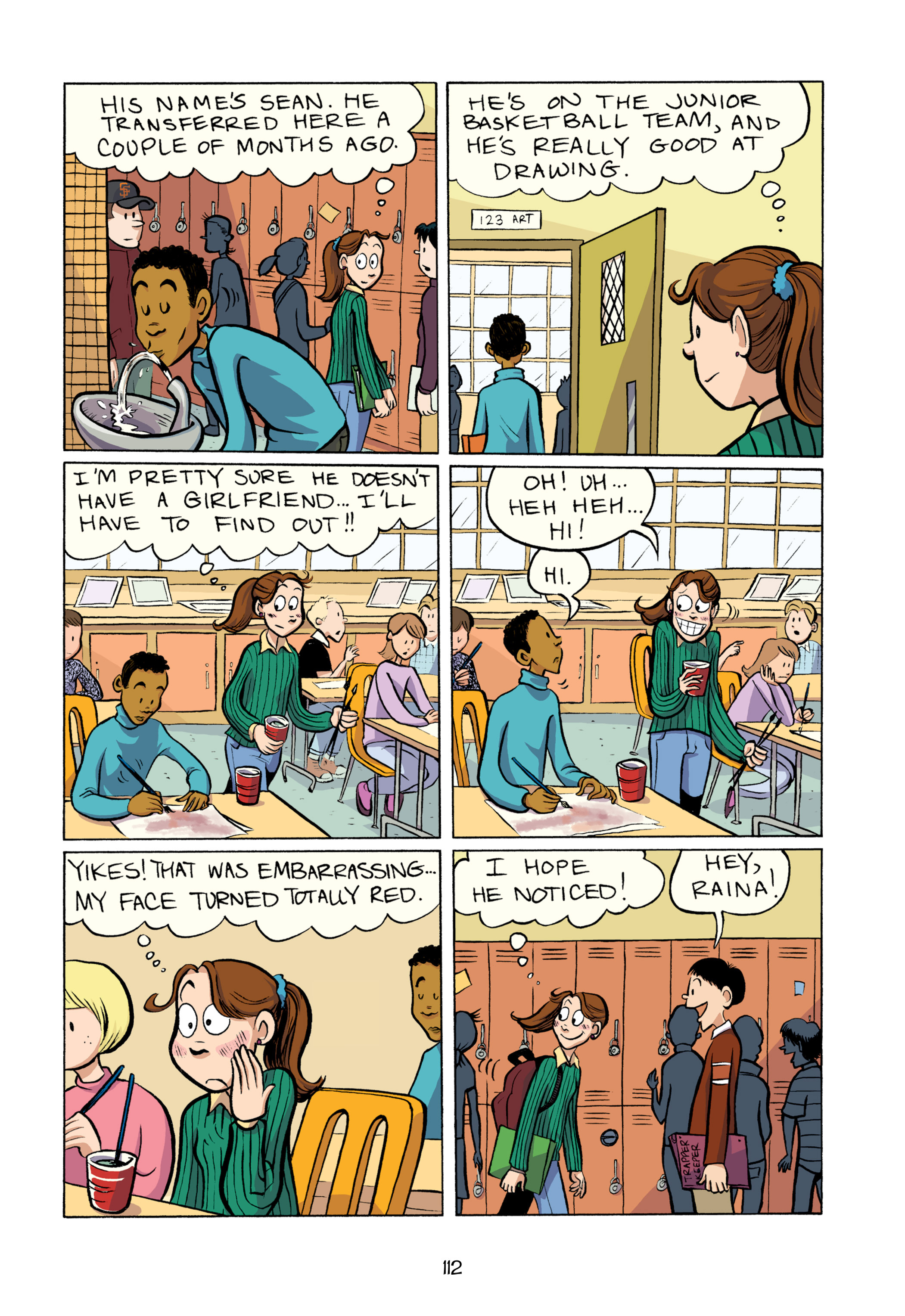 Read online Smile comic -  Issue # TPB - 118