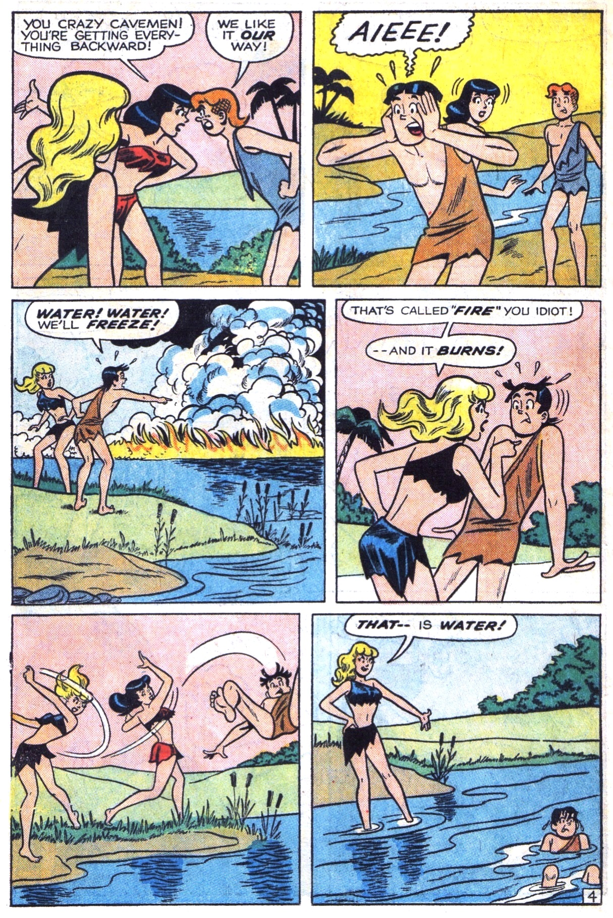 Read online Archie (1960) comic -  Issue #153 - 6