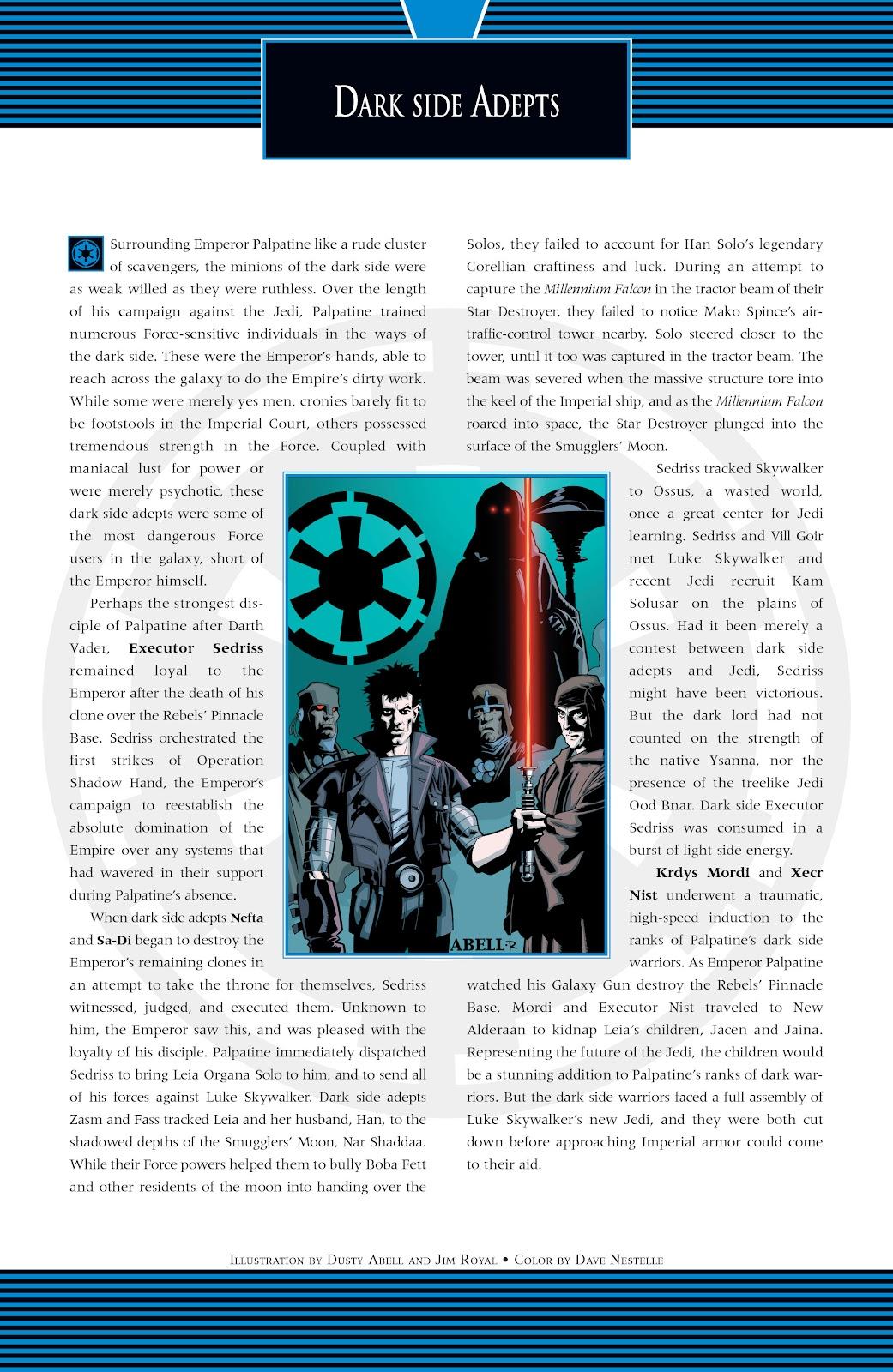 Read online Star Wars: Dark Empire Trilogy comic -  Issue # TPB (Part 4) - 61