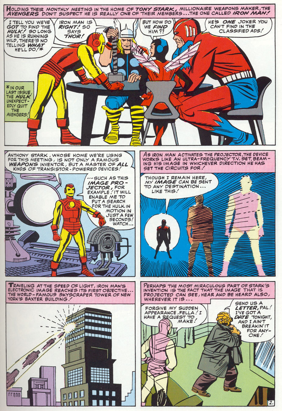 The Avengers (1963) 3 Page 2