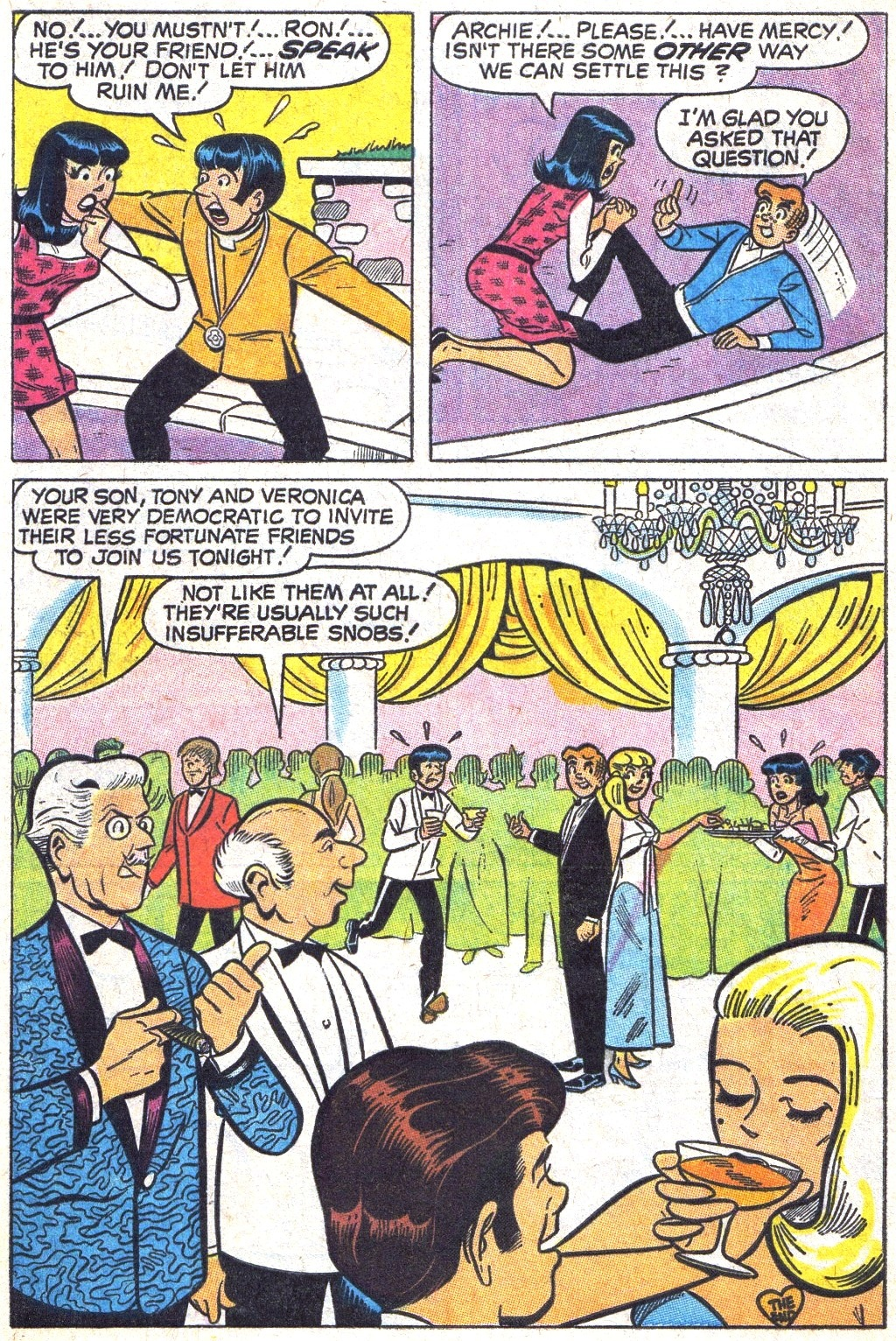 Read online Archie (1960) comic -  Issue #193 - 8